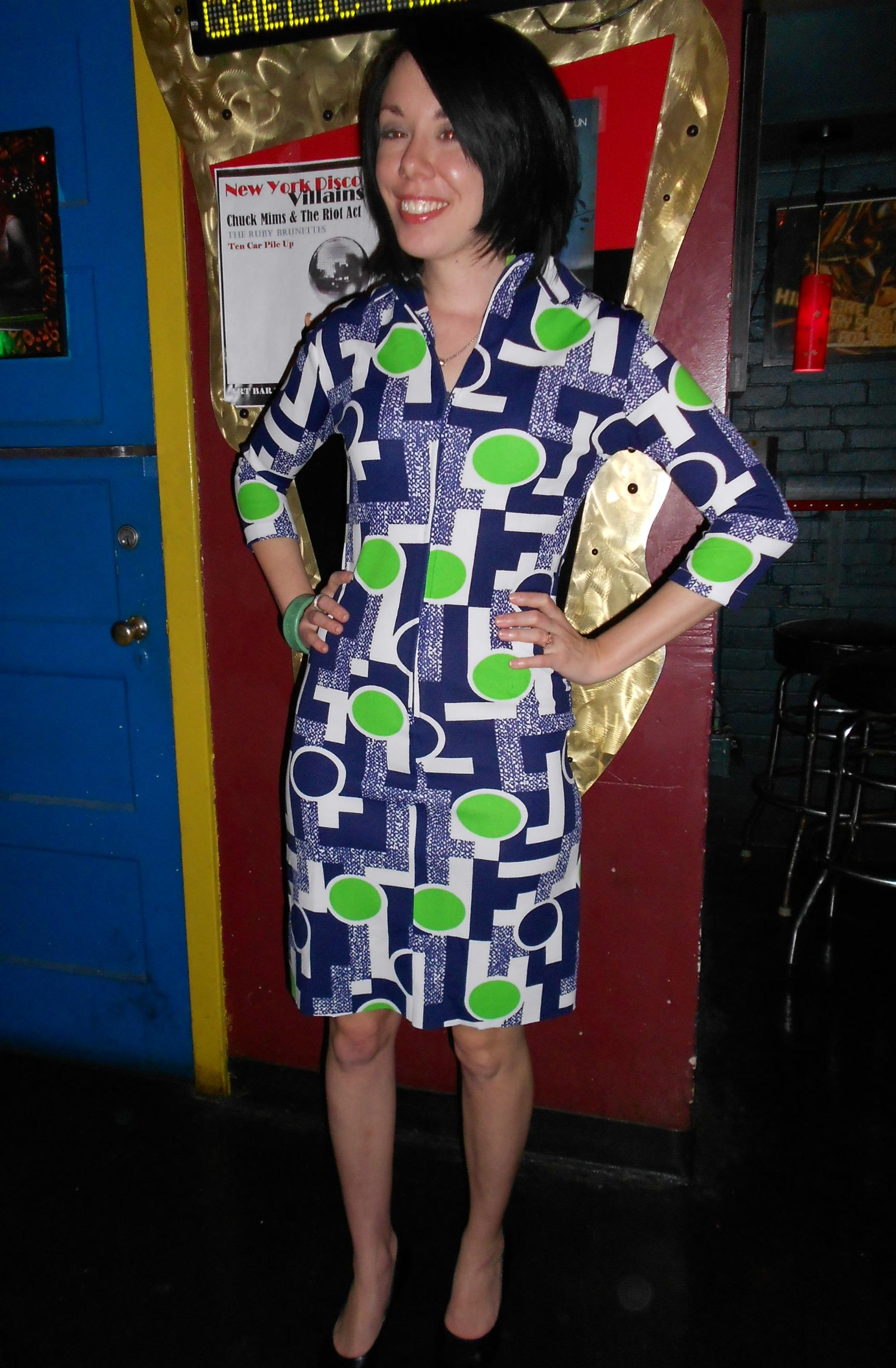 Day 209:  Publix Dress 9