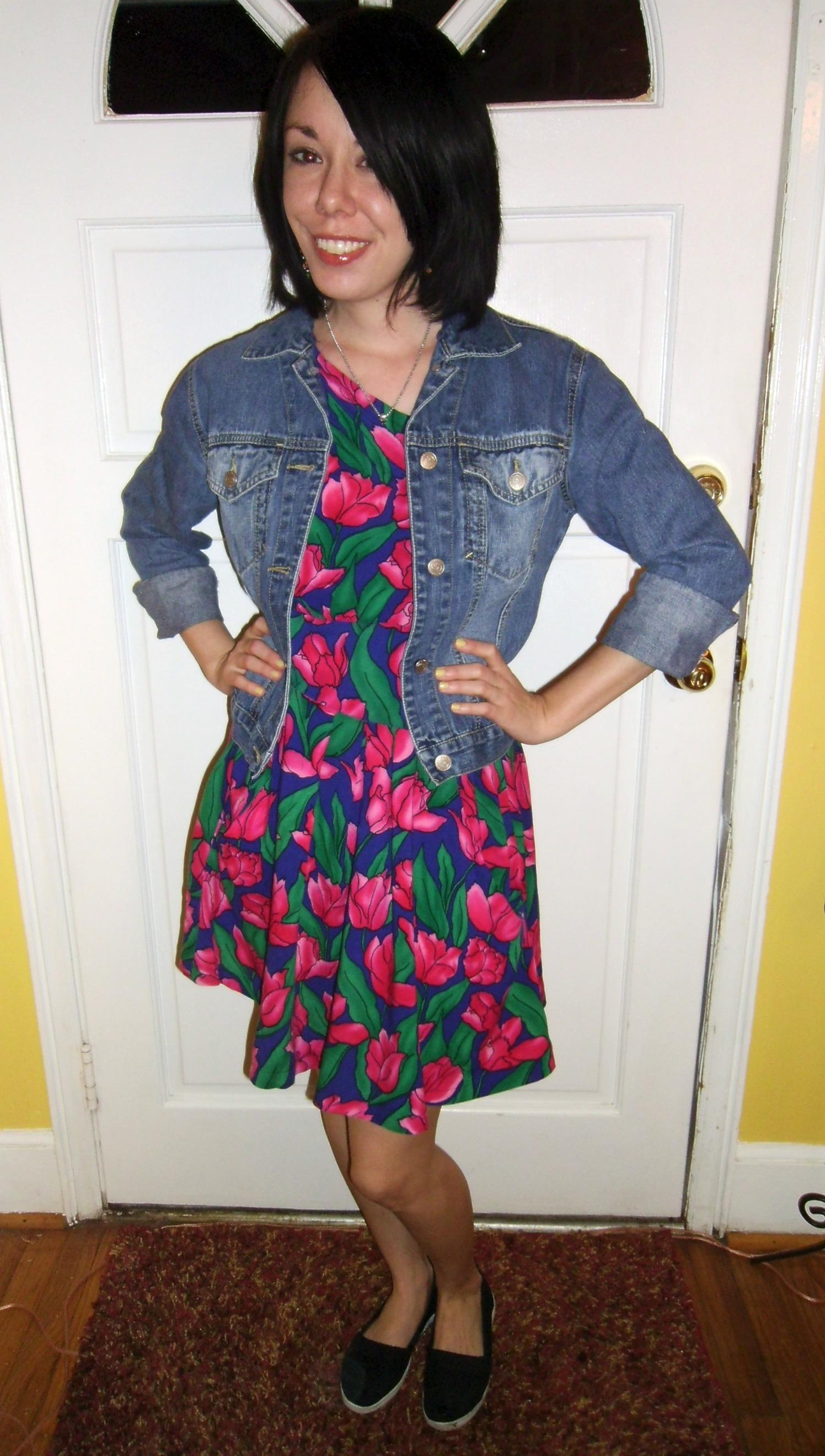 Day 193: Monday Fun Day Dress 11