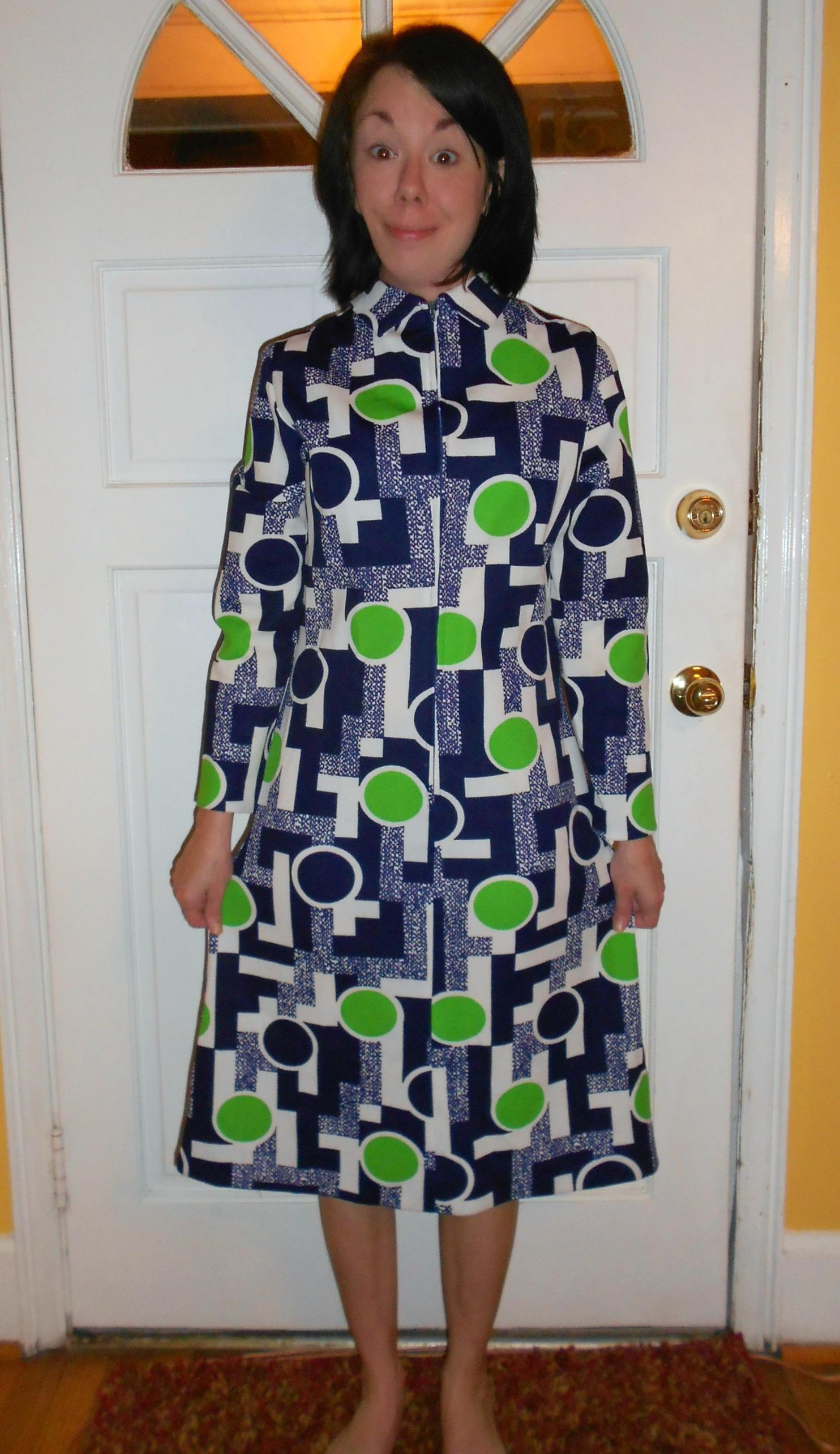 Day 209:  Publix Dress 2