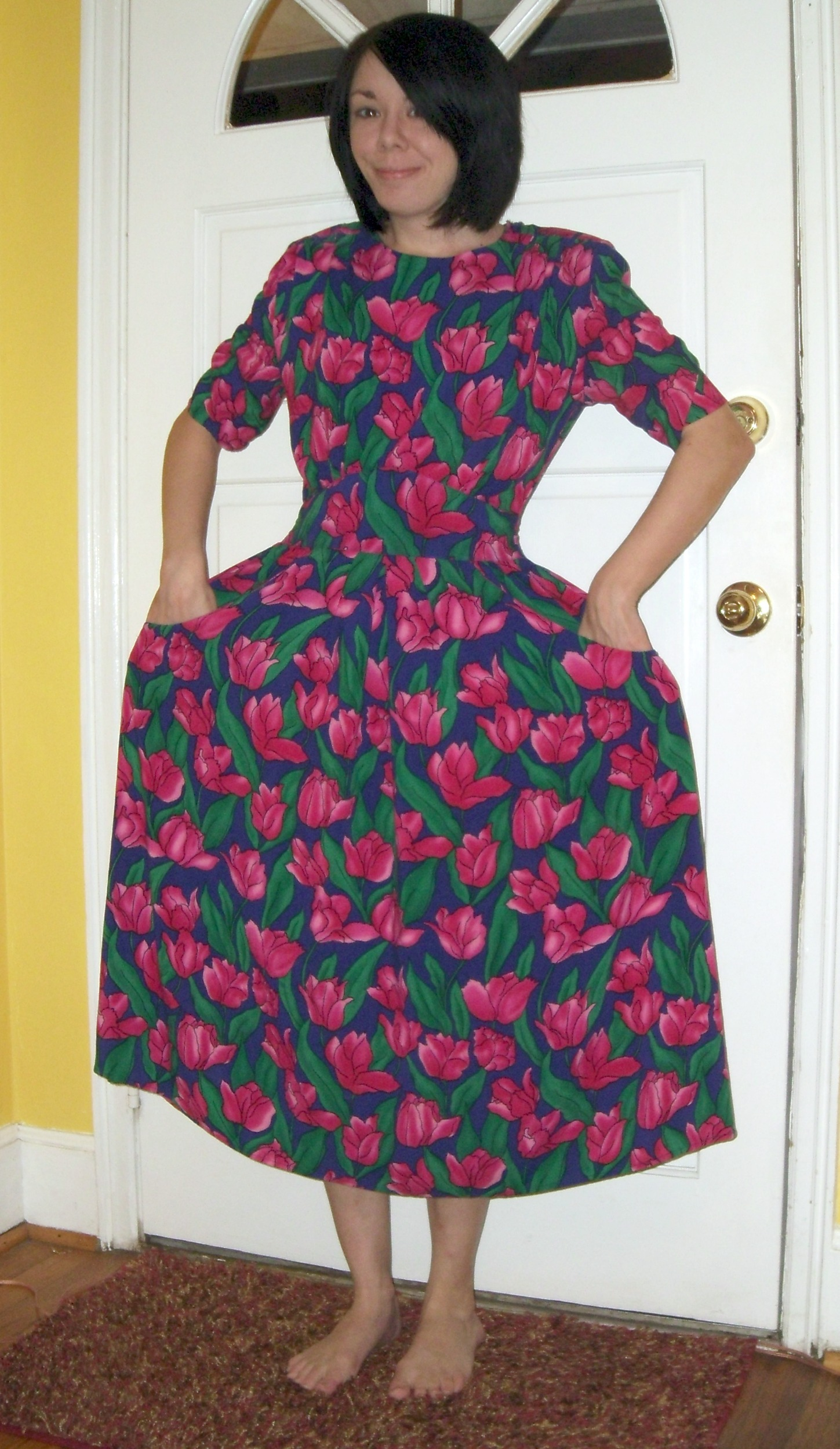 Day 193: Monday Fun Day Dress 2