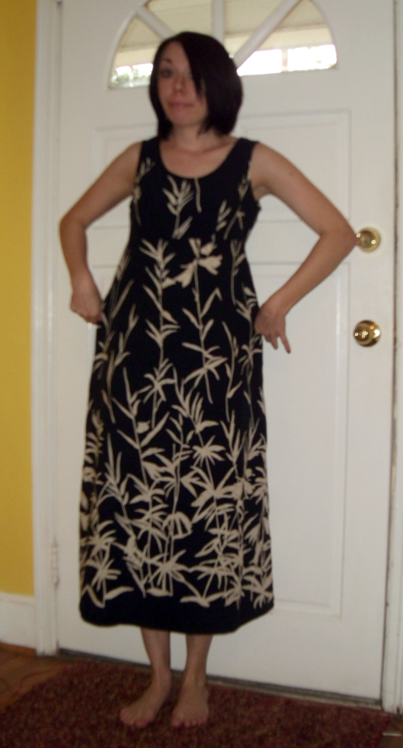 Day 199:  Bamboo Dress 2