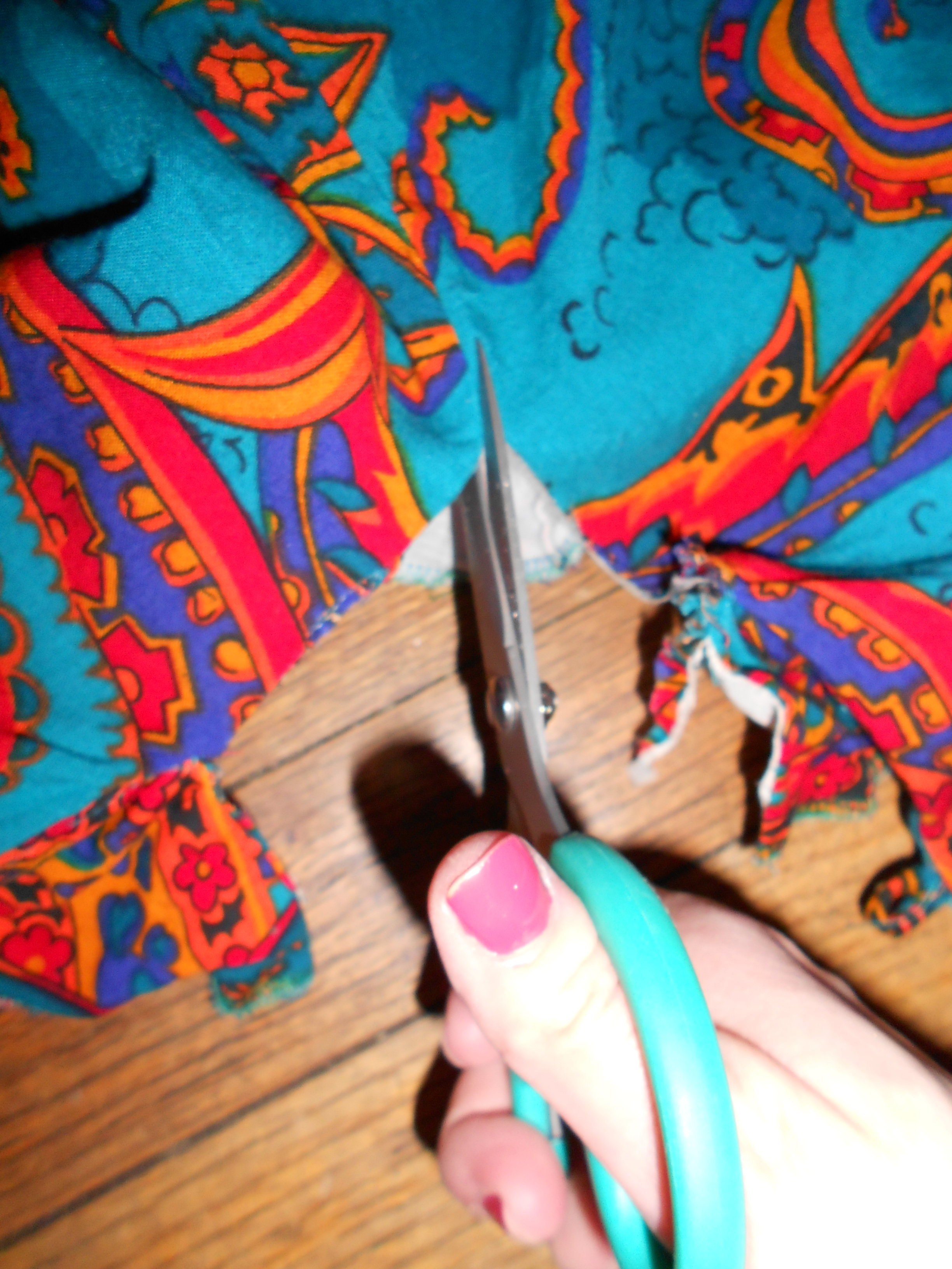 Day 202:  Meet me in Bali Dress 4