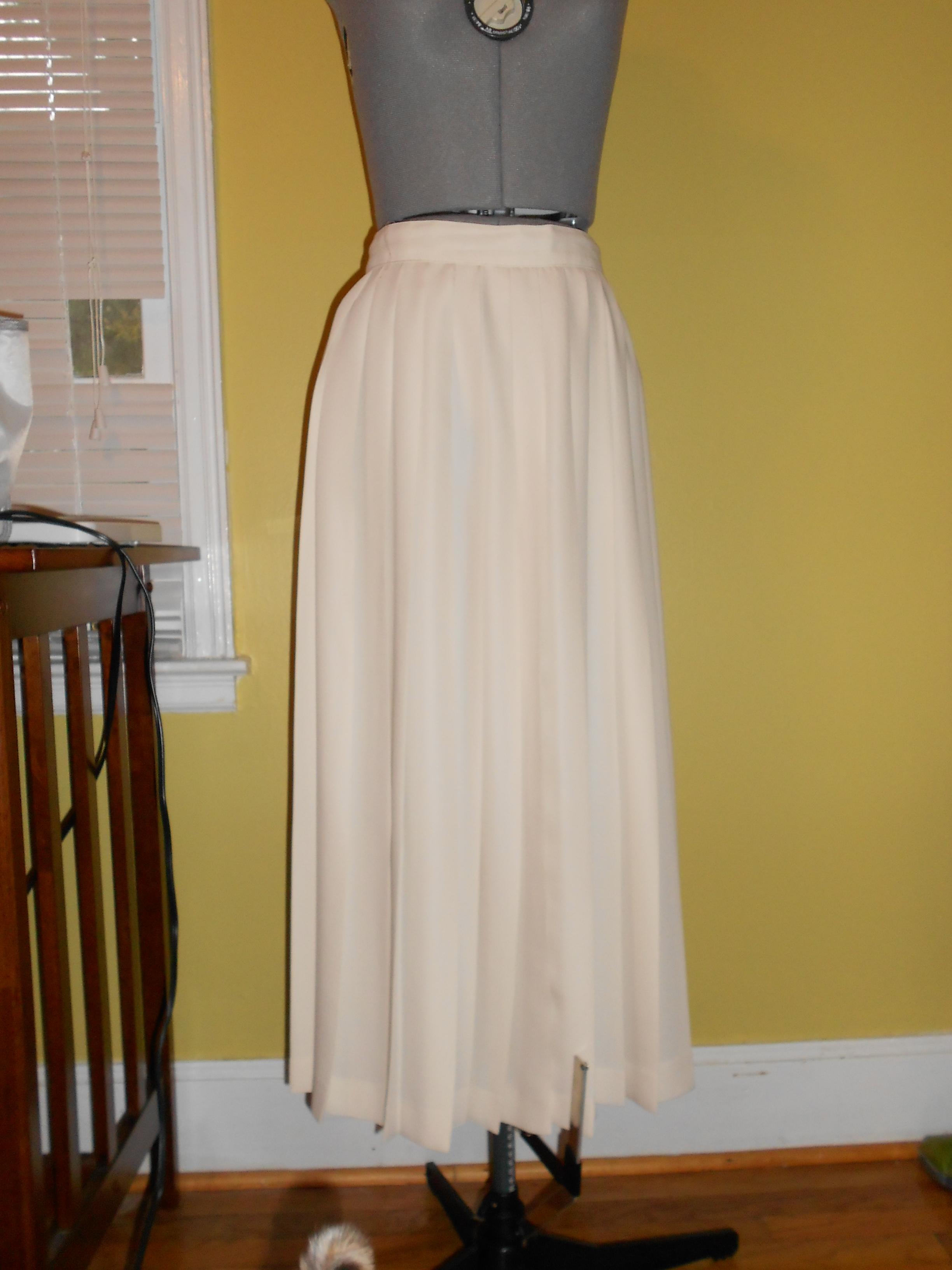 Day 208: Sarah Dress 1
