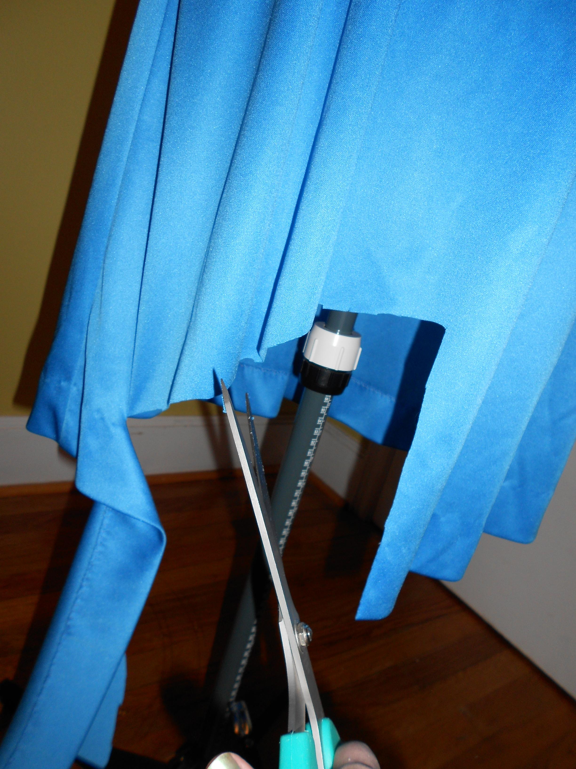 Day 215: Blue Skies Dress 4