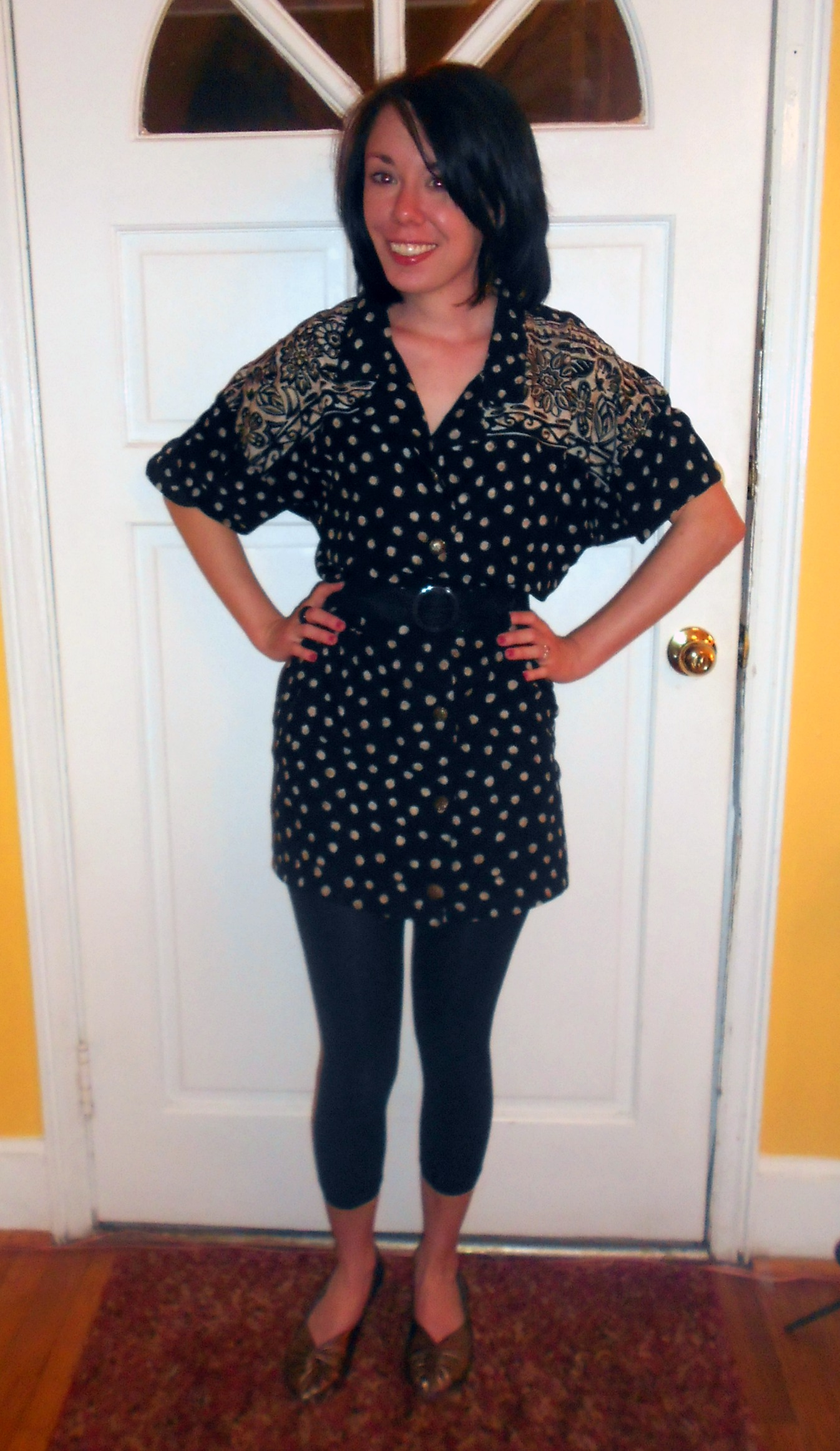 Day 235: Out of the Dark Dress 7