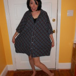 Day 220:  Giants Dress