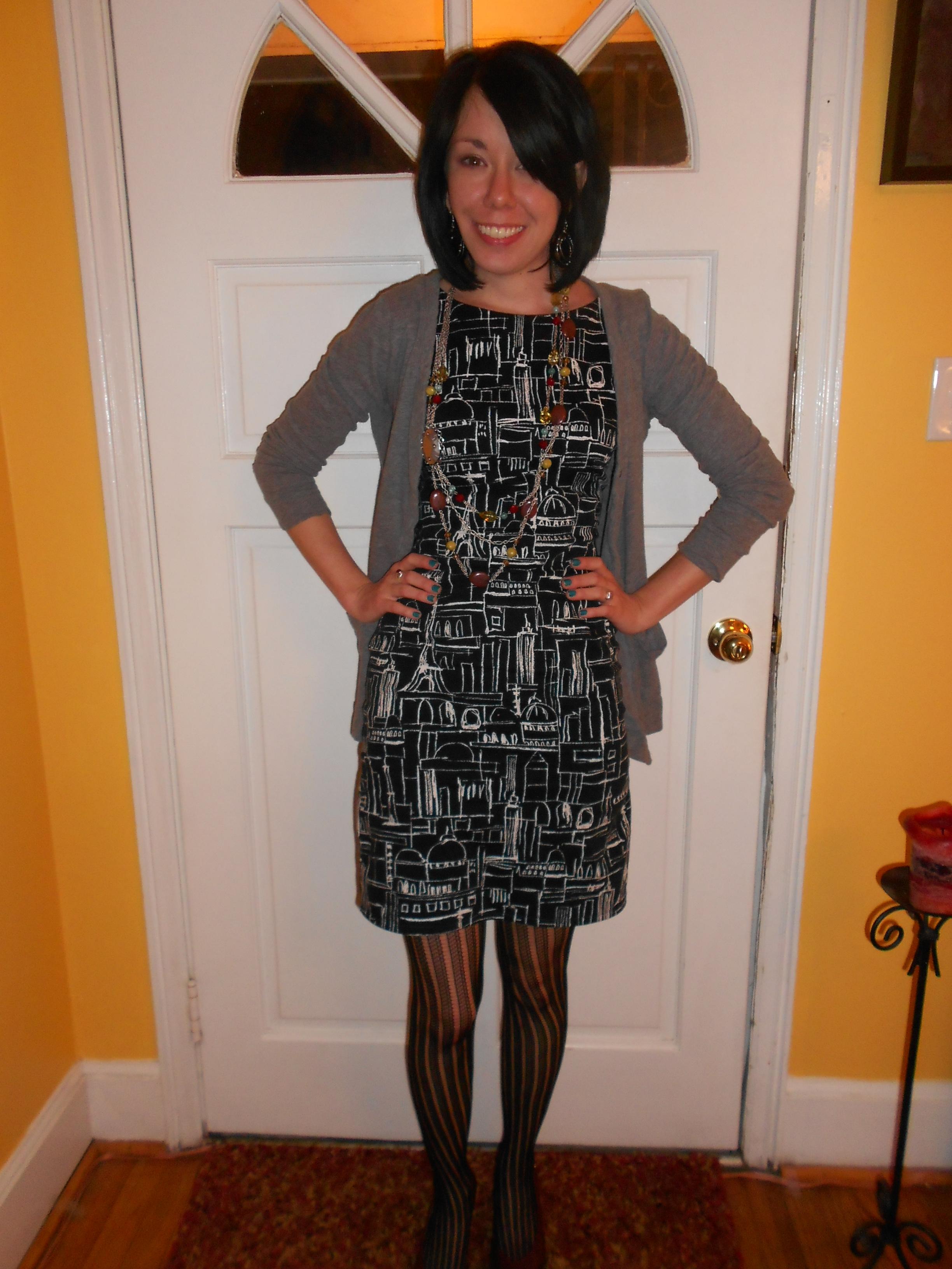Day 222:  Jet Setter Dress 7