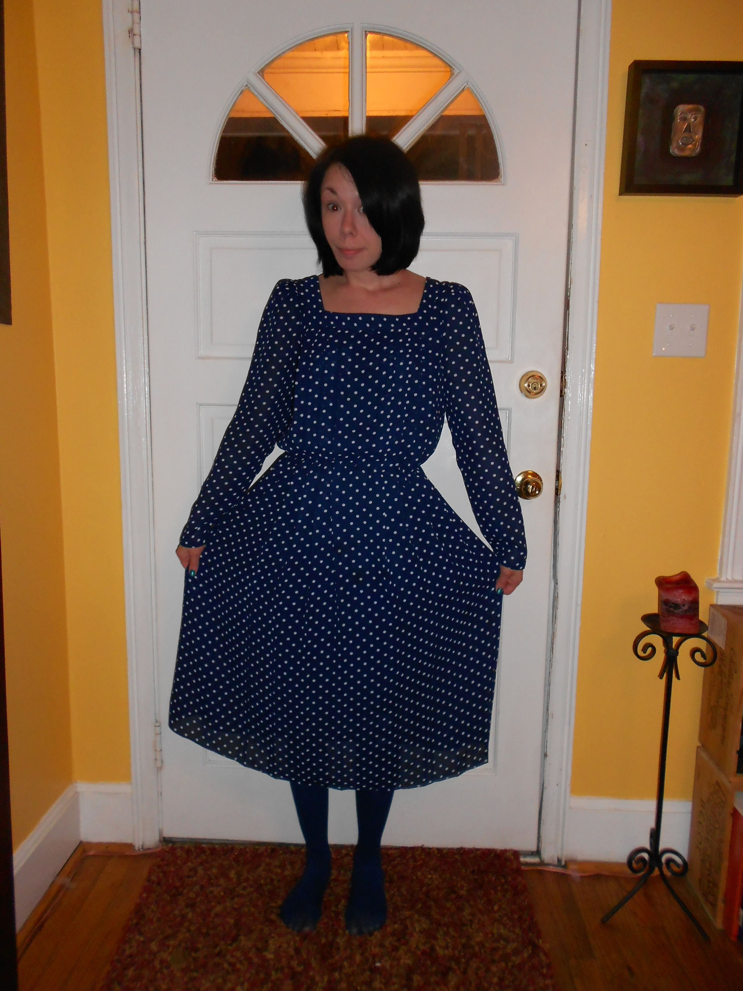Day 223: Connect the Dots Dress 2