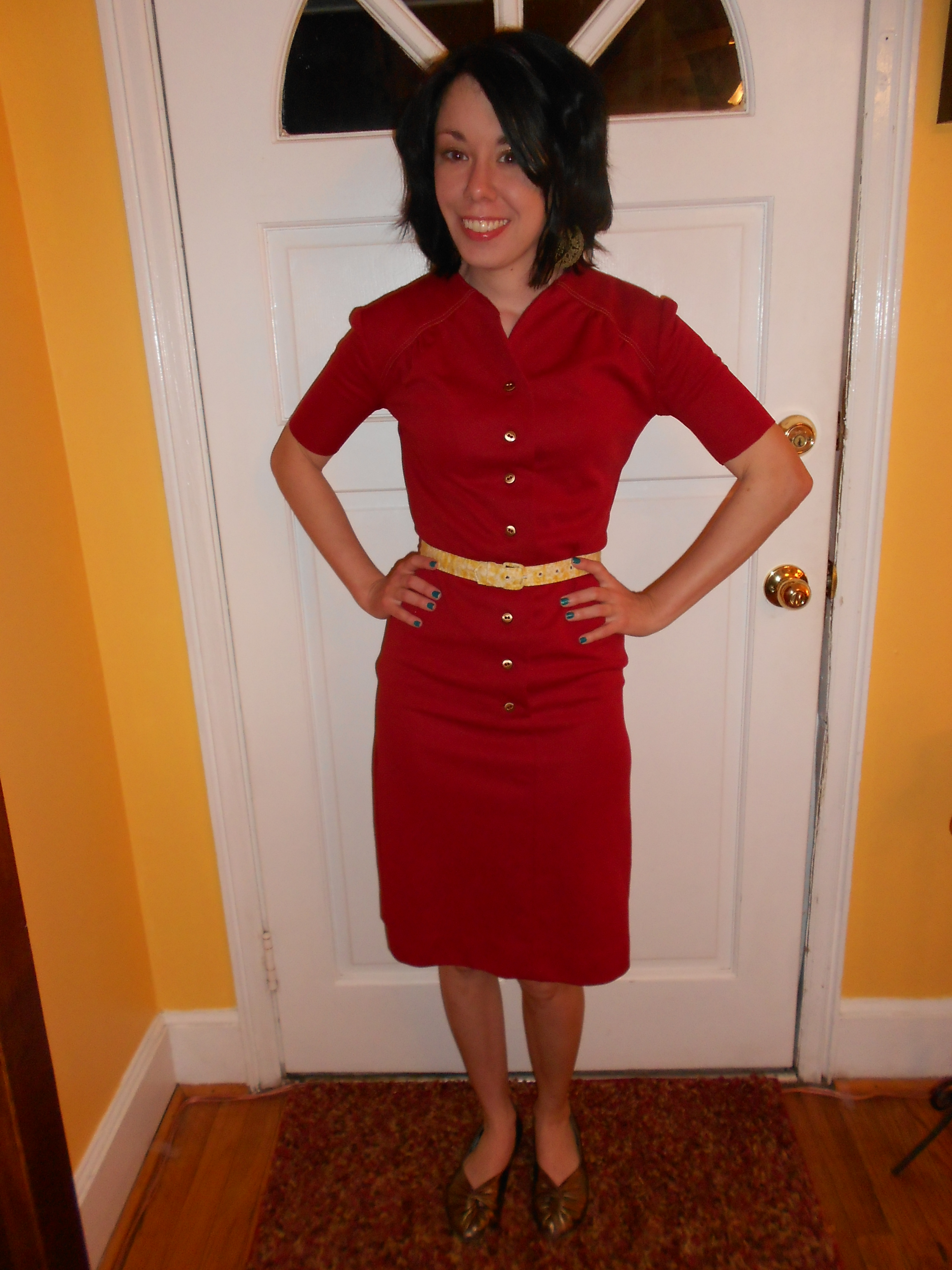 Day 224: Annie Dress 7