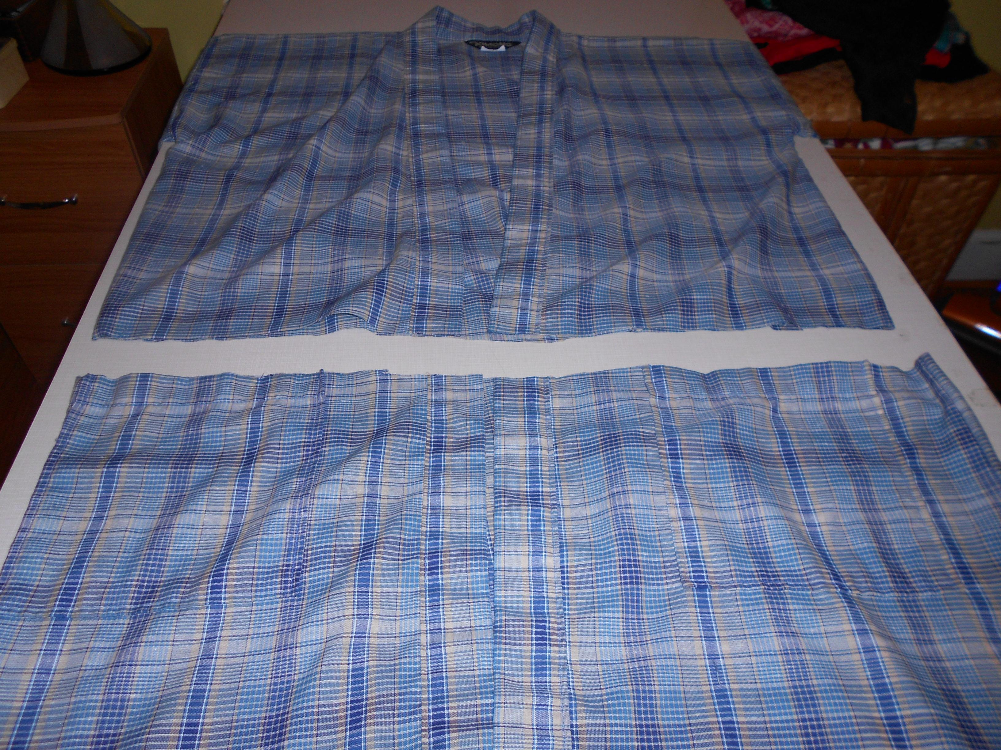 Day 227:  Kimono Jacket 3