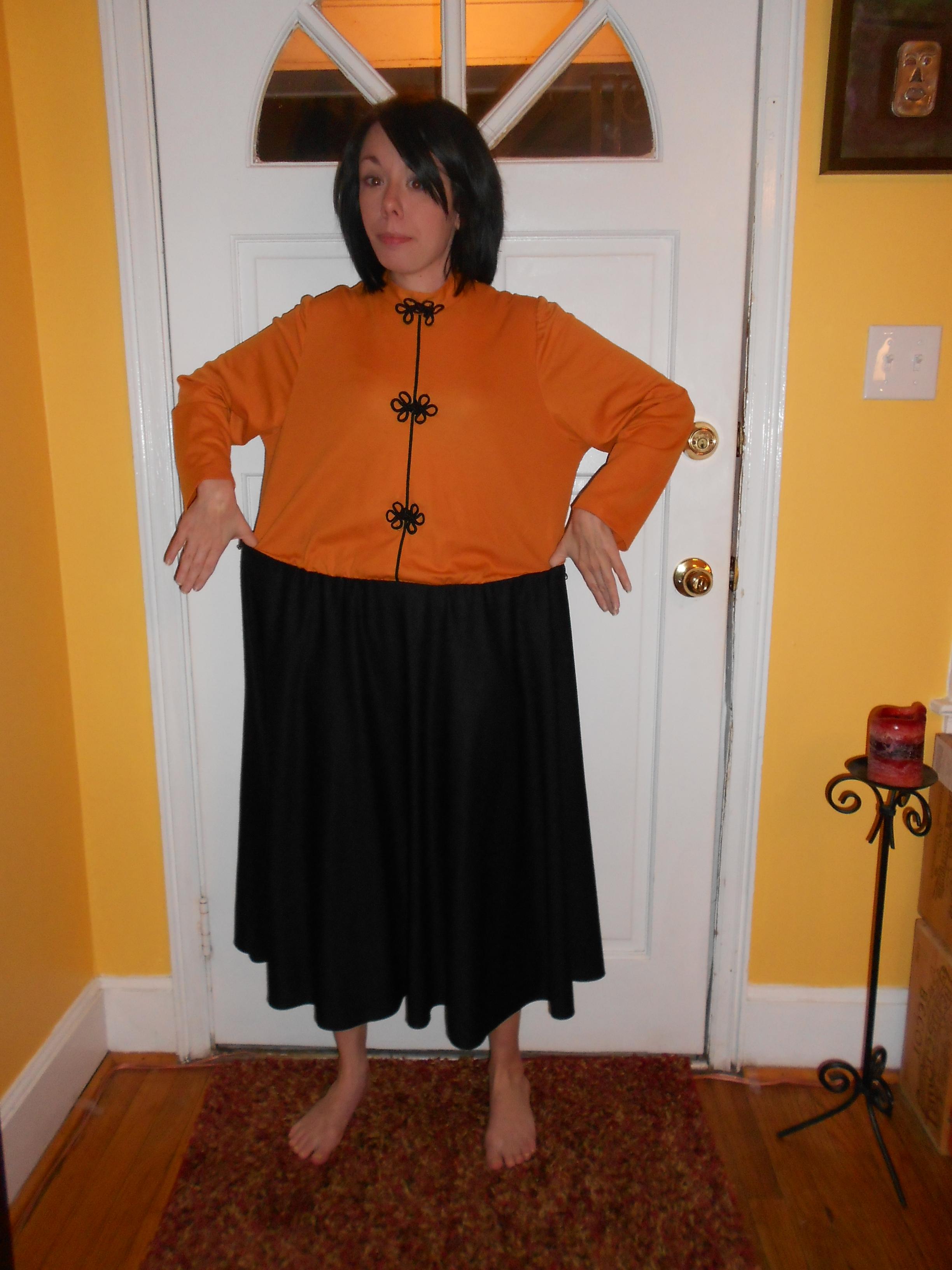 Day 228:  Bellhop Dress 2