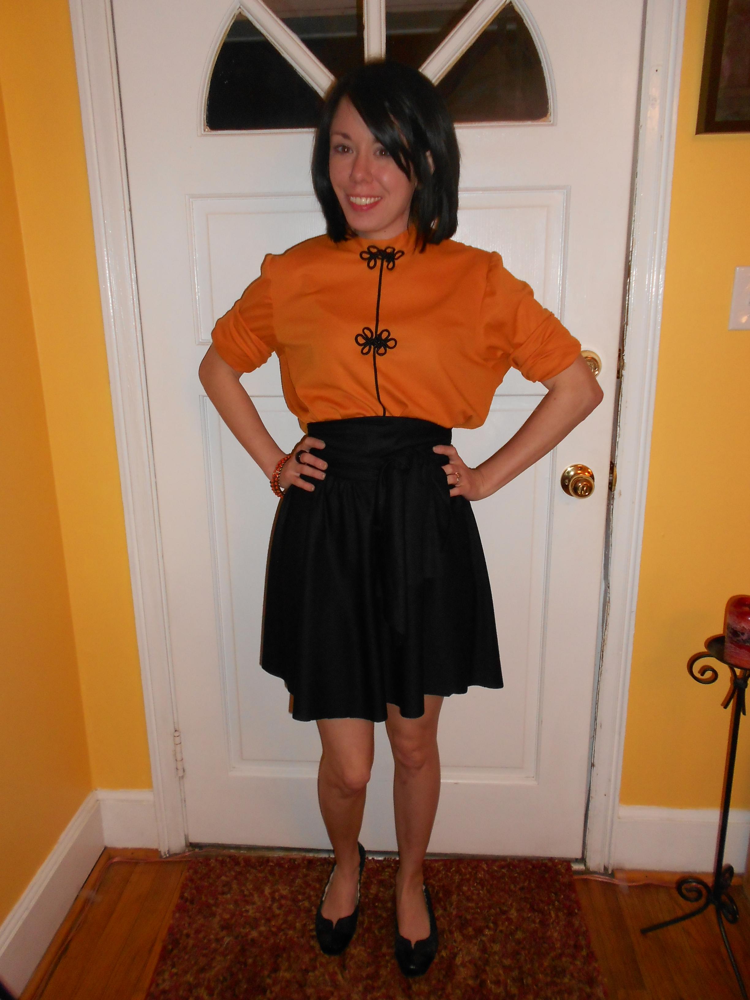 Day 228:  Bellhop Dress 3