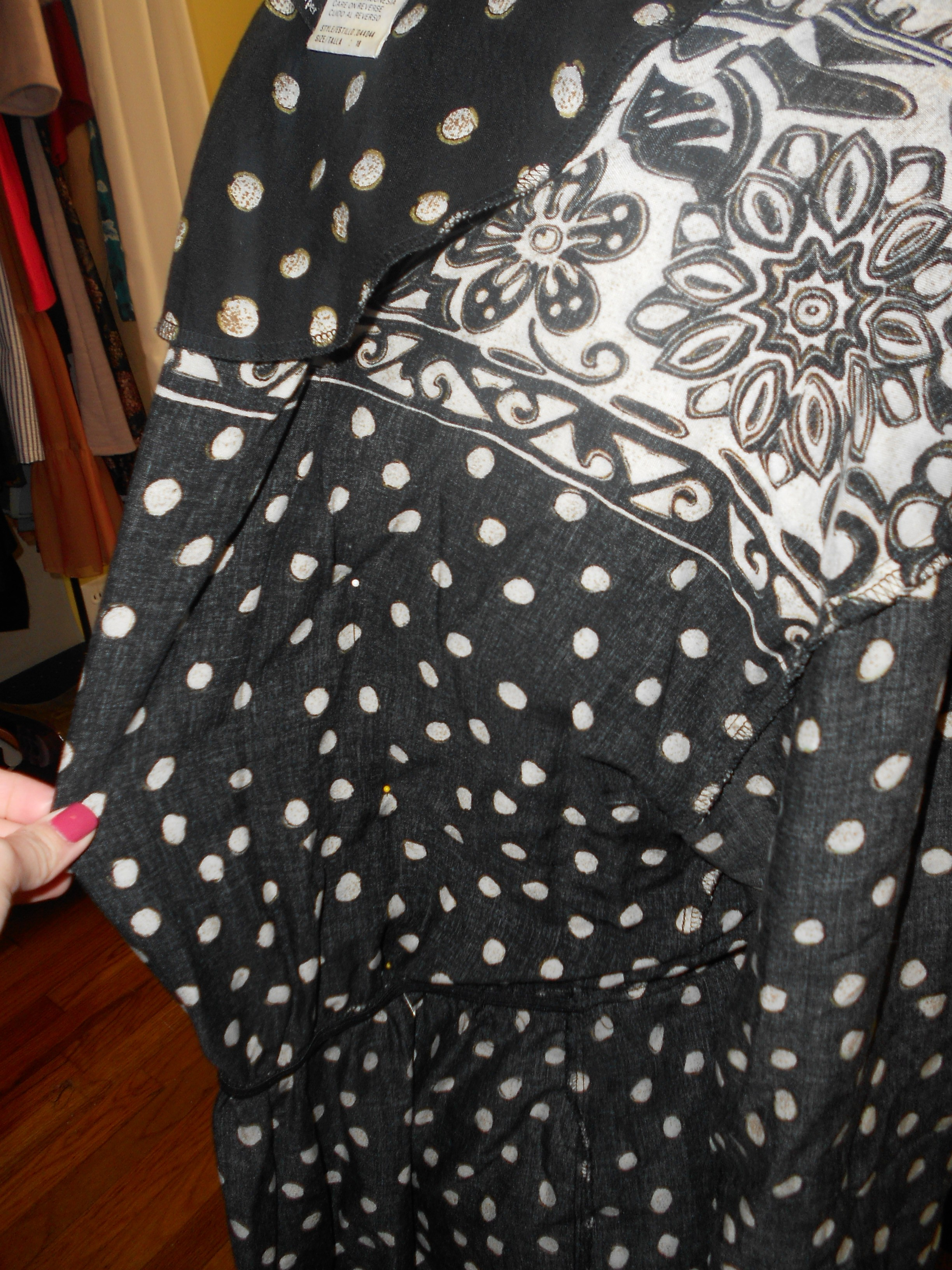 Day 235: Out of the Dark Dress 3