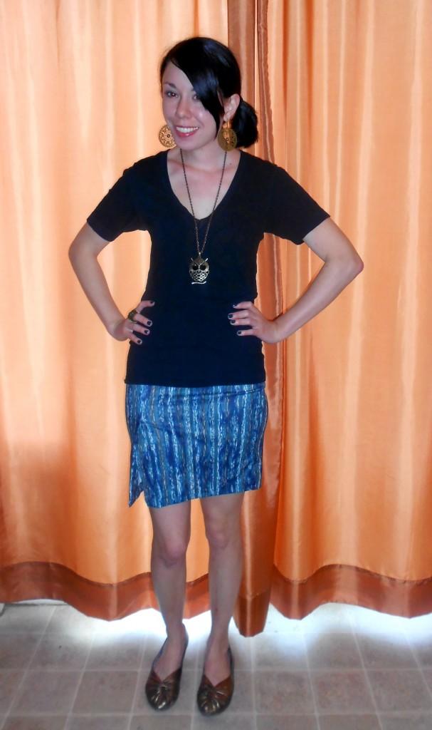 Day 264: Nomadic Skirt 4