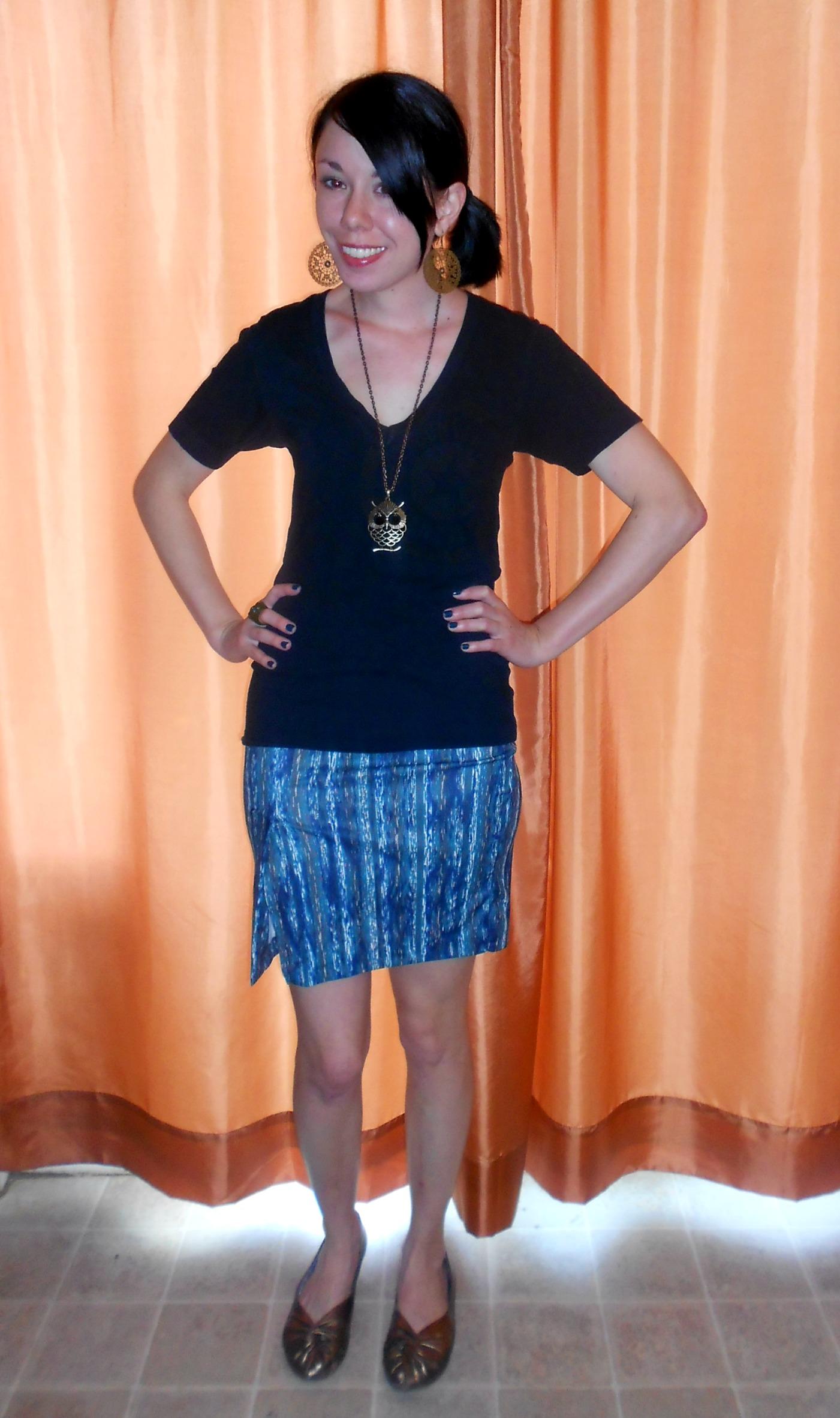 Day 264:  Nomadic Skirt 6