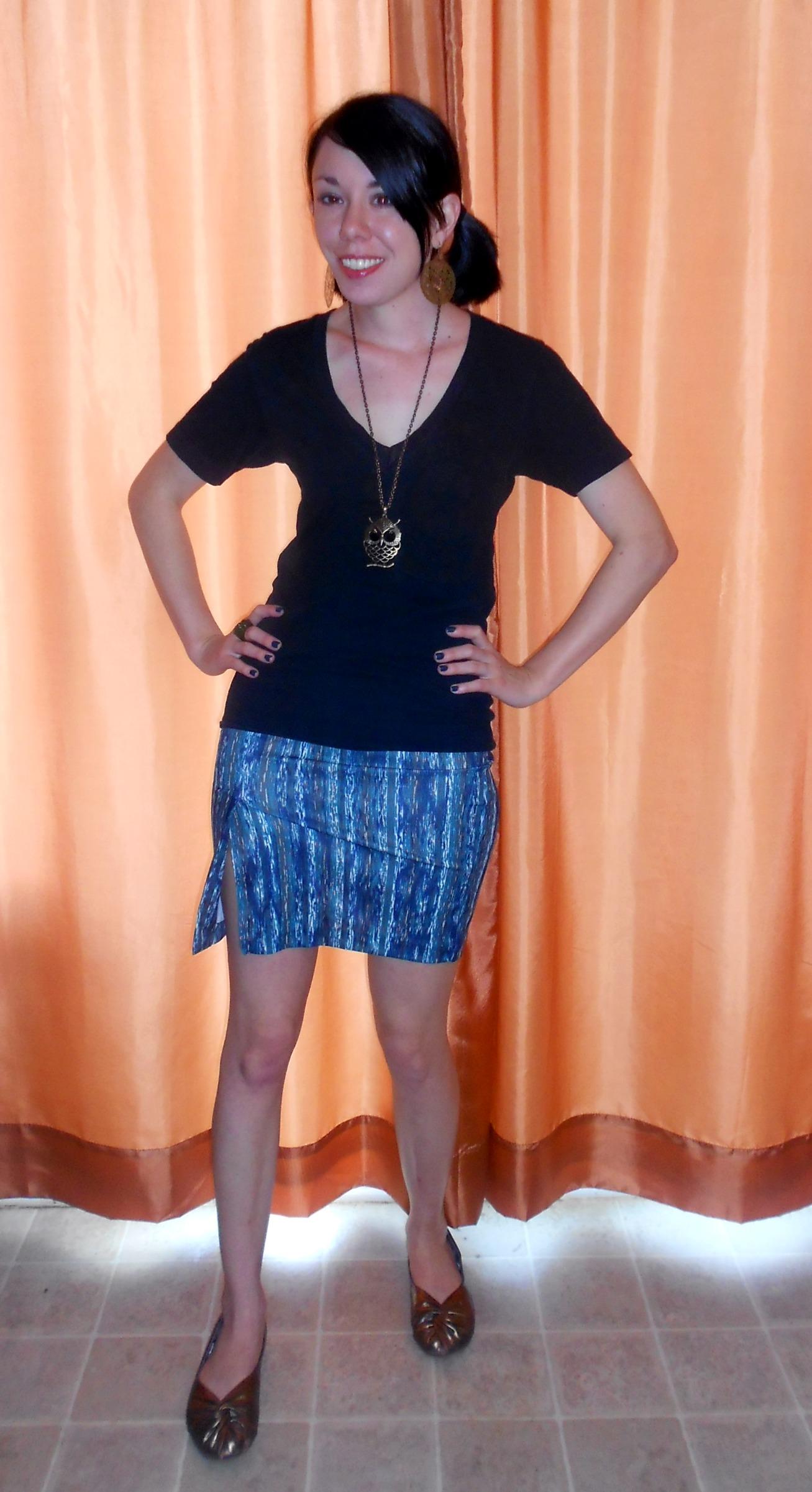 Day 264:  Nomadic Skirt 7
