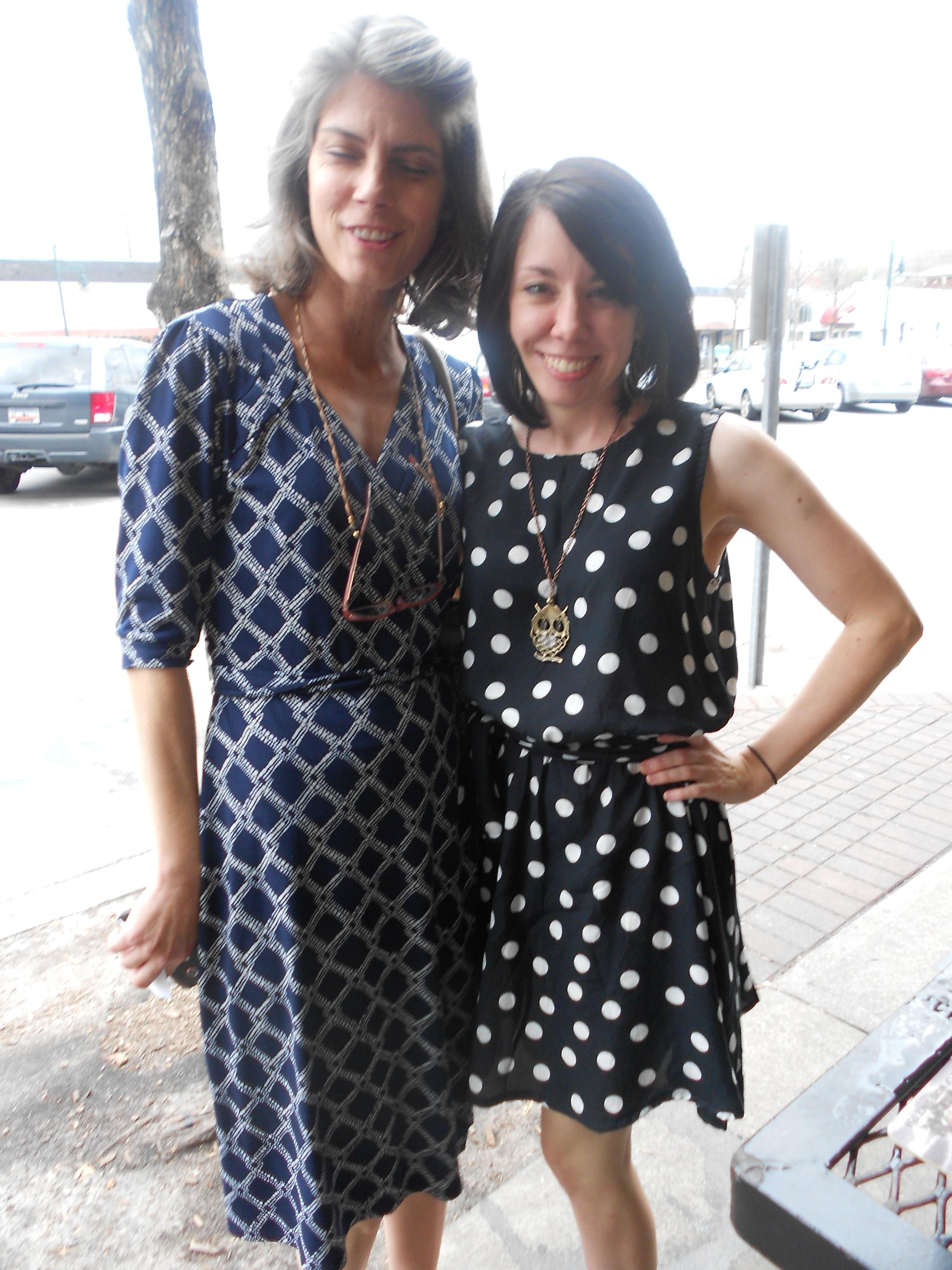 Day 243: Feeling Spotty Dress 9