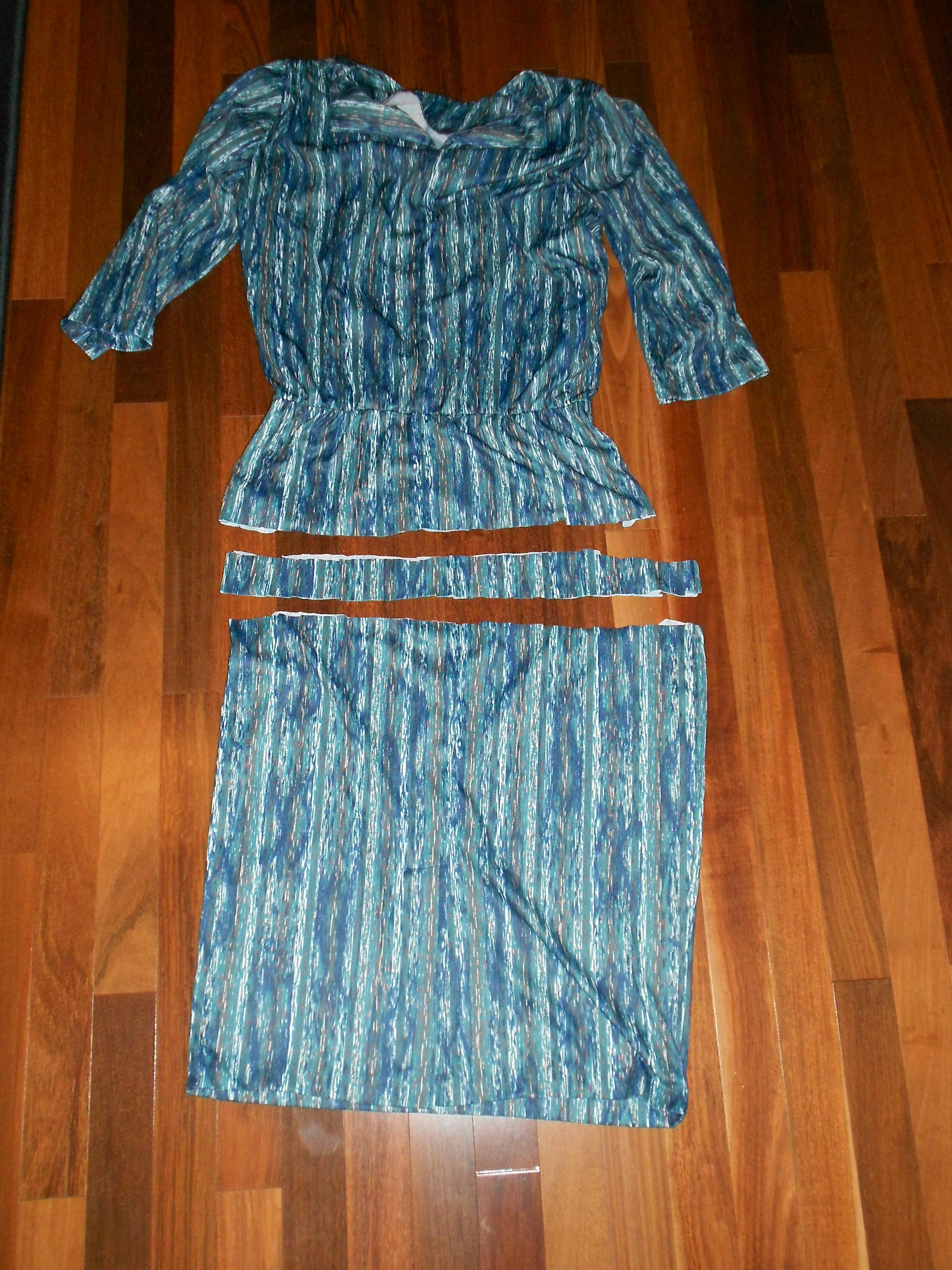 Day 264:  Nomadic Skirt 2