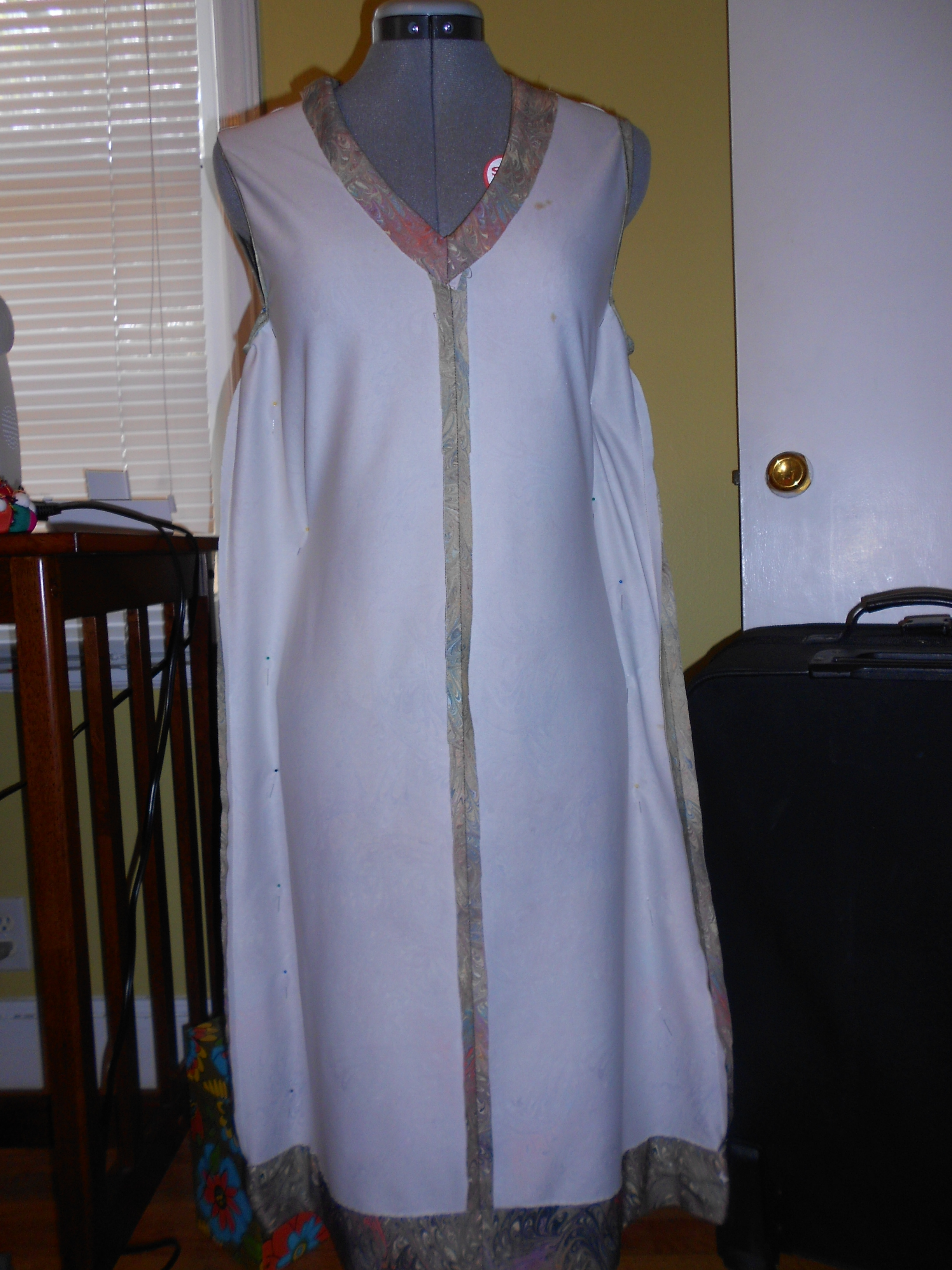 Day 251:  Unfinished Business Dress 5