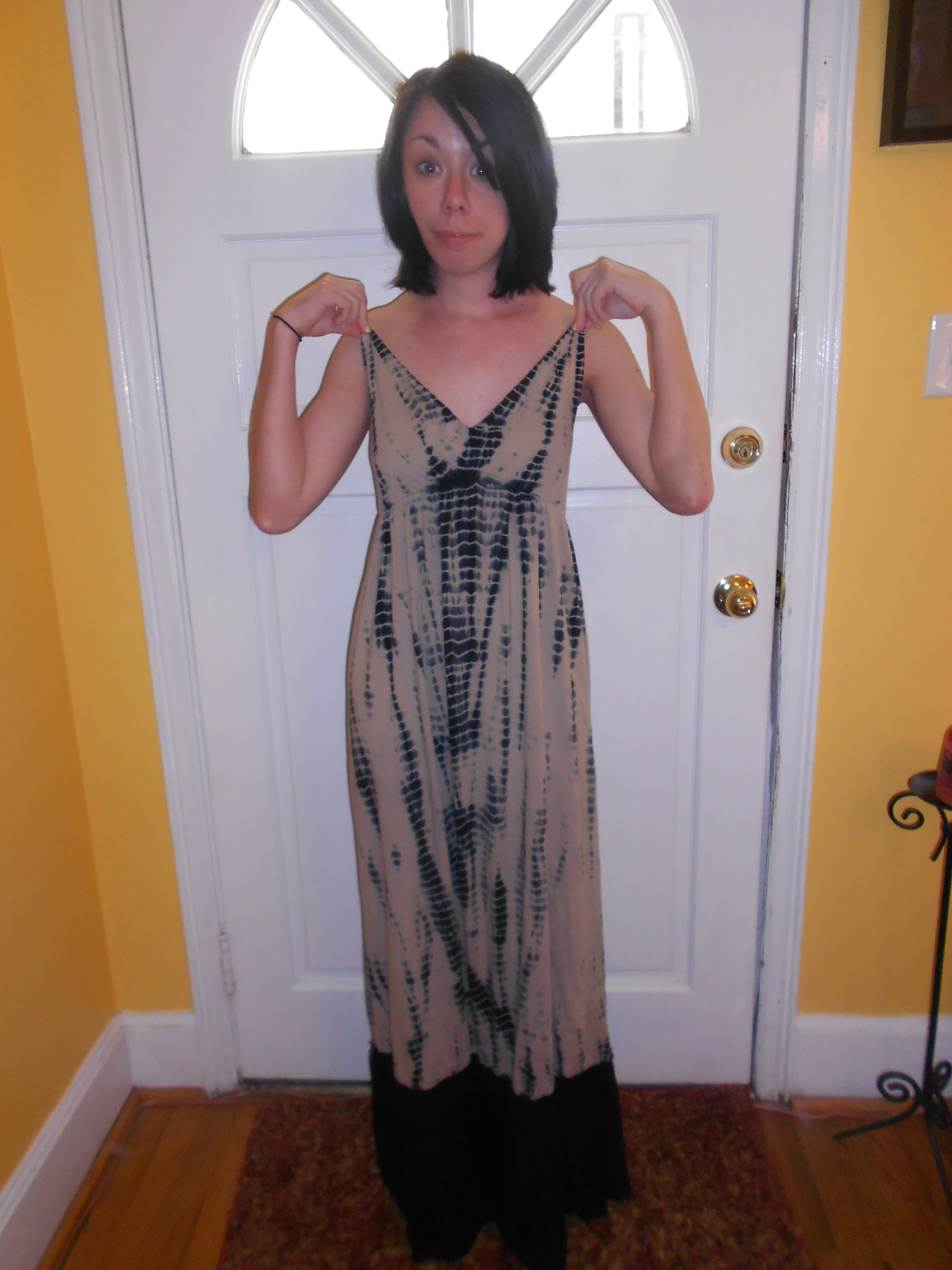 Day 255: Kicked Back Dress 2