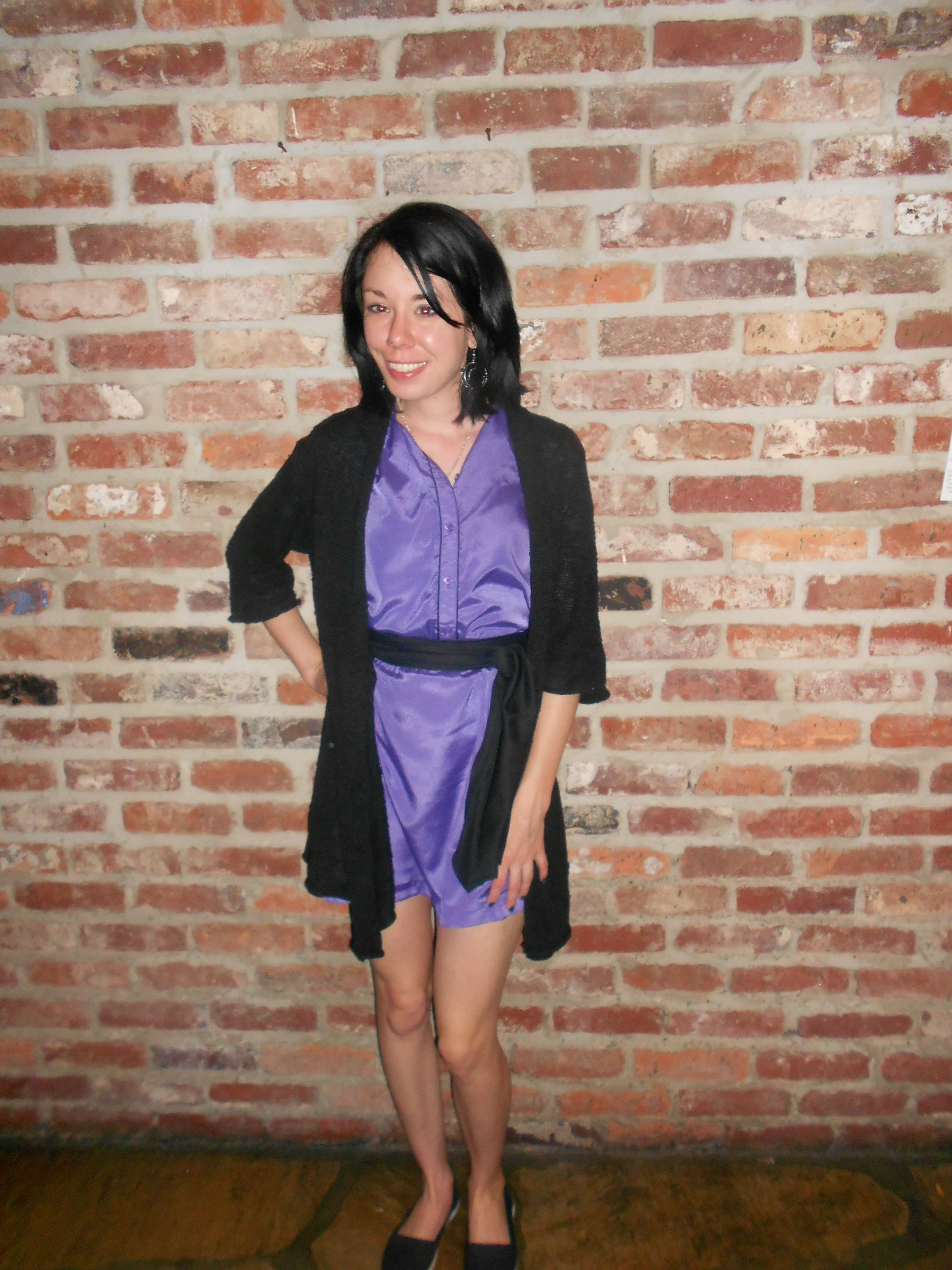 Day 268:  Good Meal Dress 6
