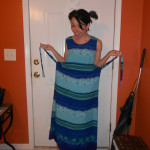 Day 271:  Pisces Dress