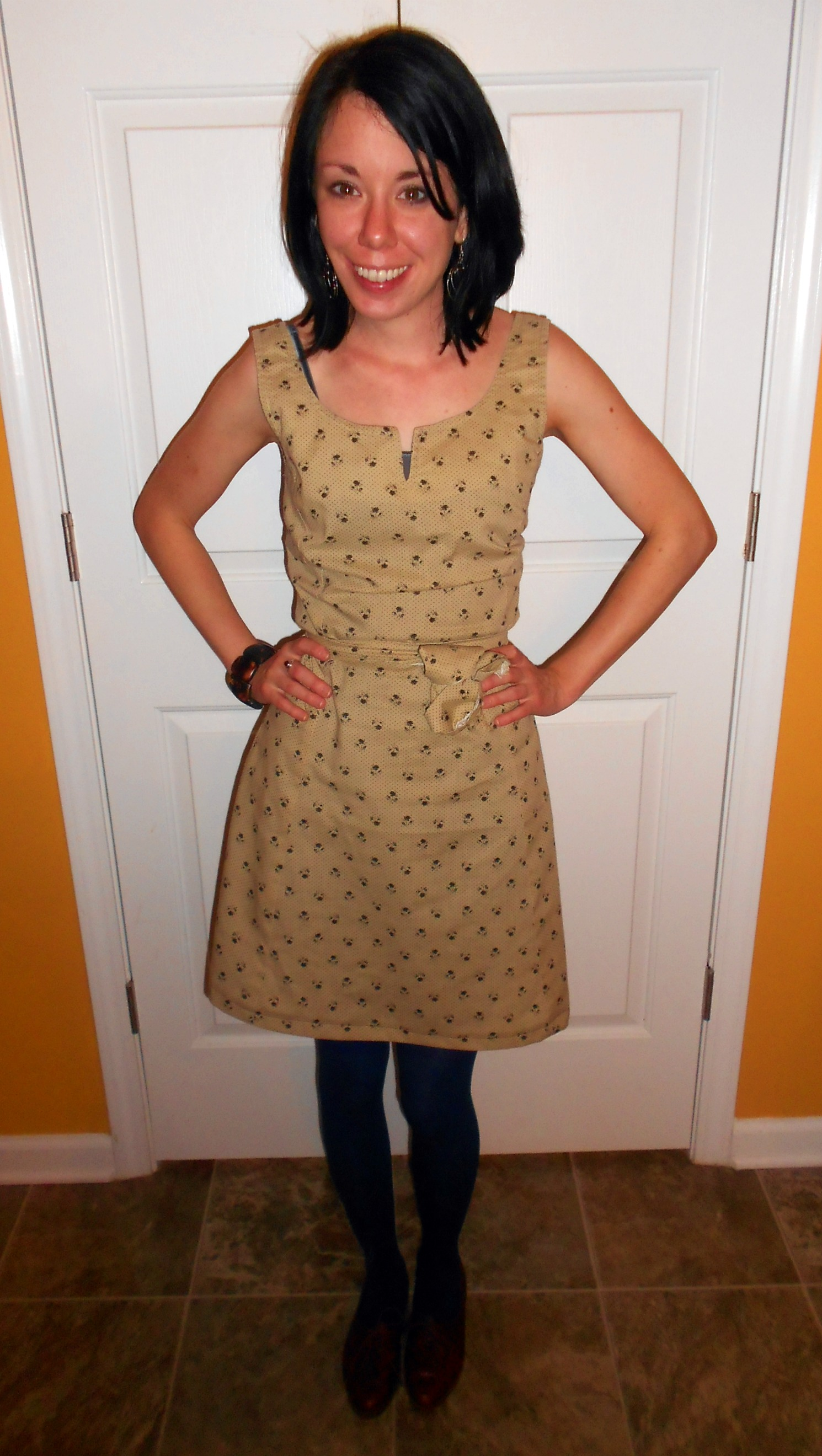 Day 282:  Orphan Dress 6