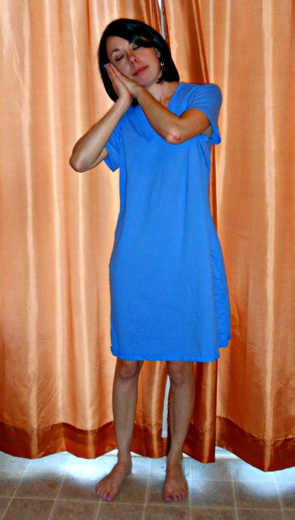 Day 299: Refashioned in the US Dress 3