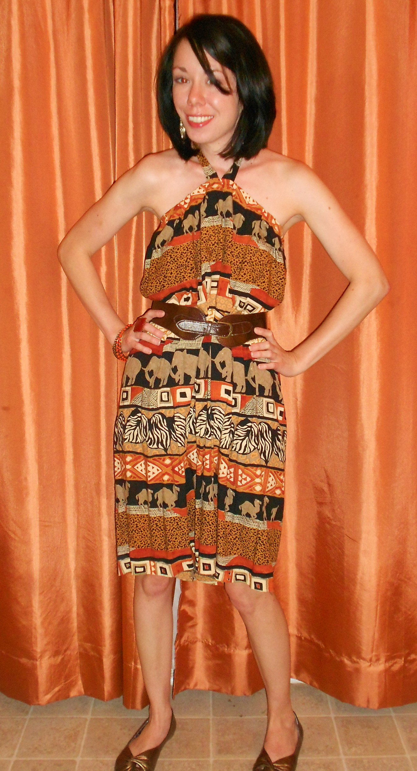 Day 281: EleFun Dress 9