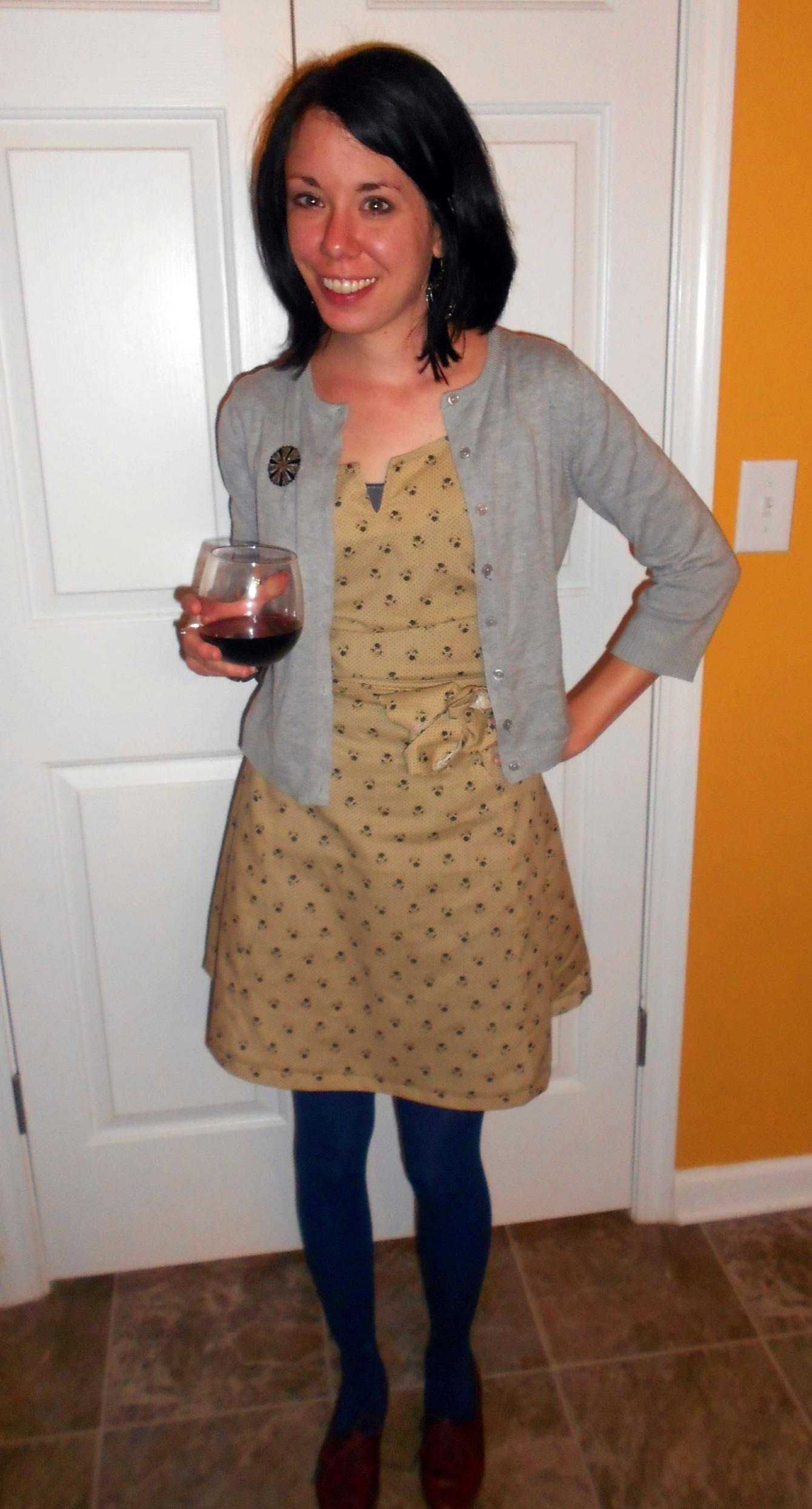 Day 282:  Orphan Dress 7