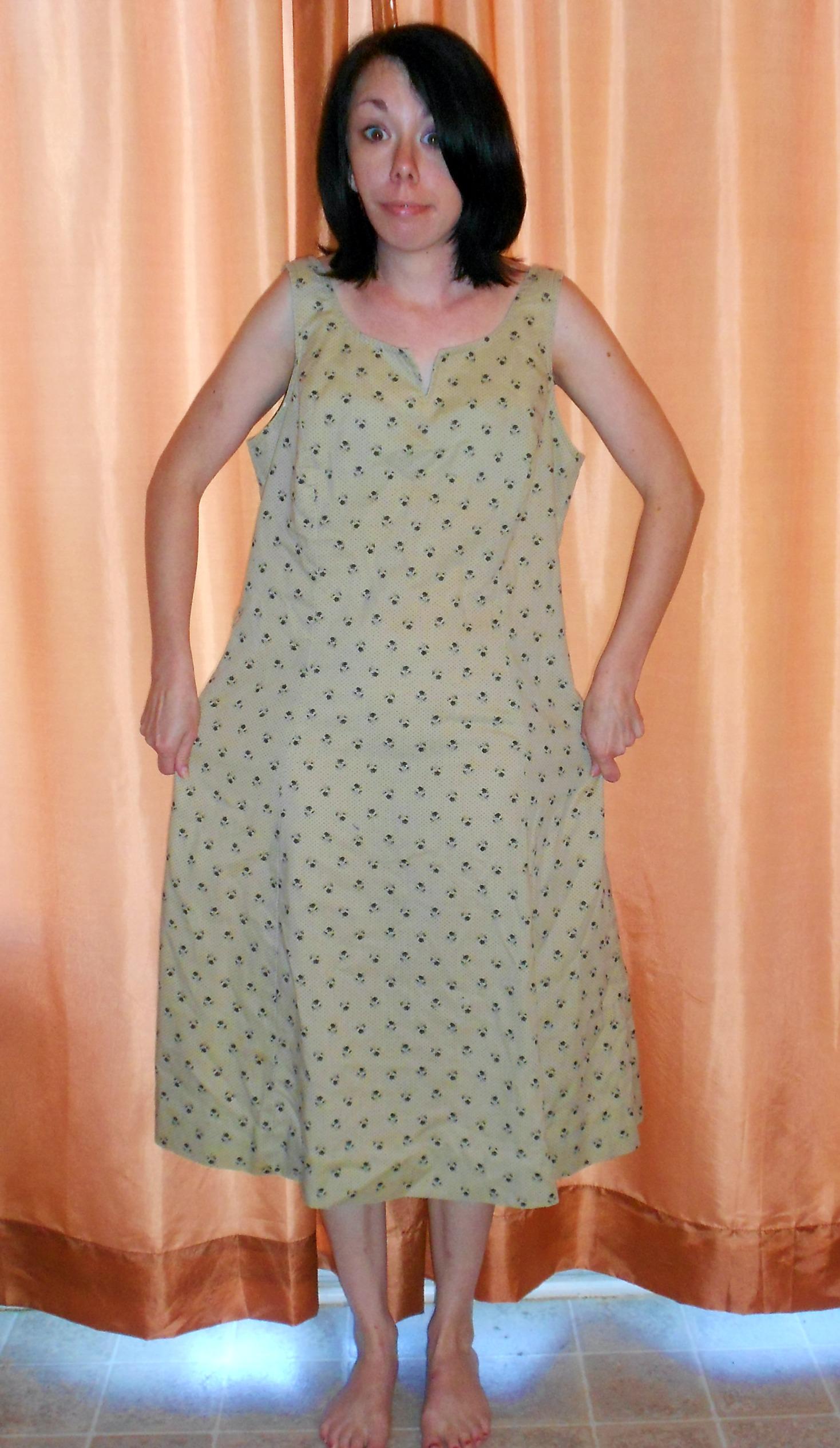 Day 282:  Orphan Dress 2