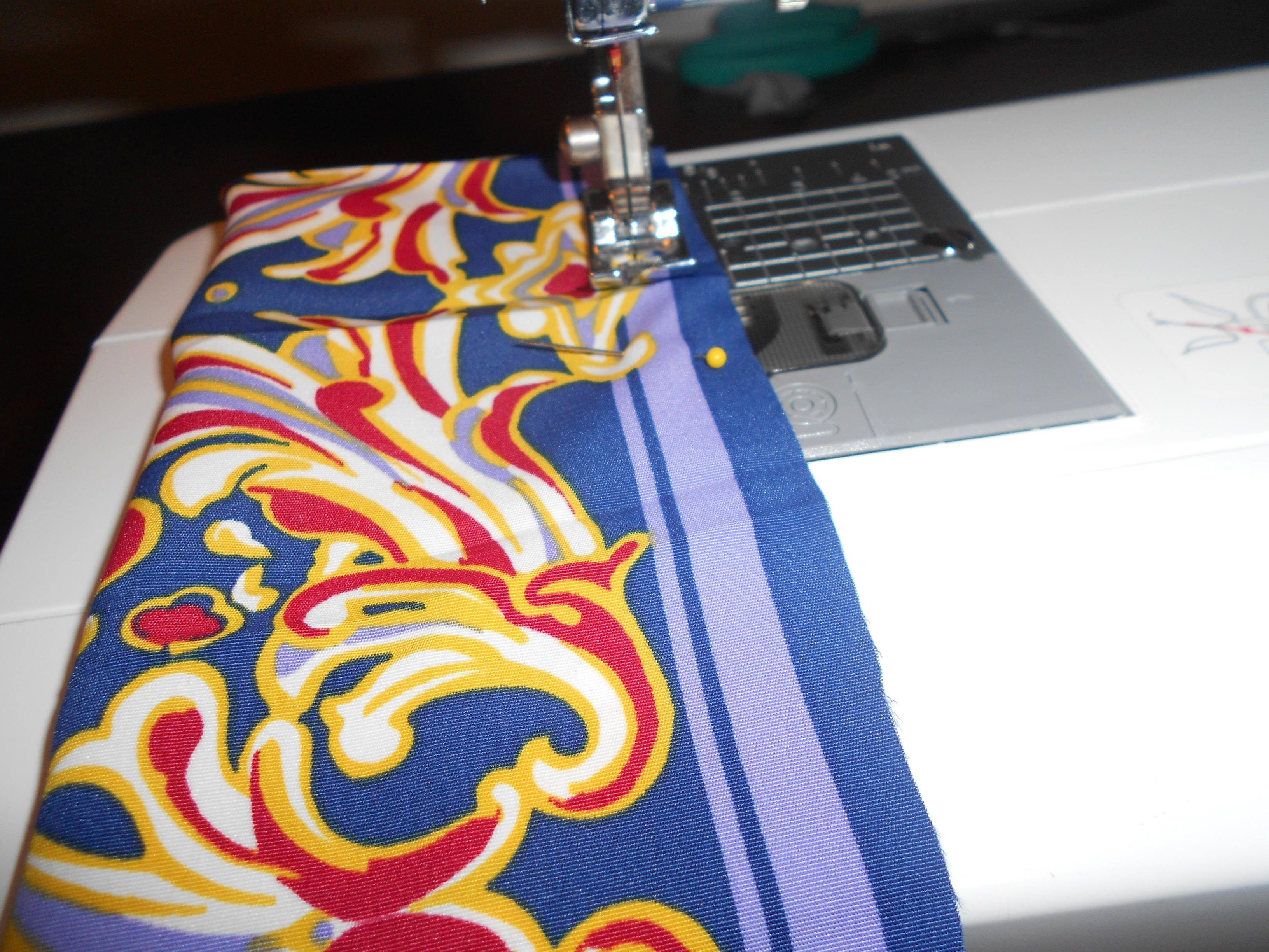 Day 292:  Marigold Dress 7