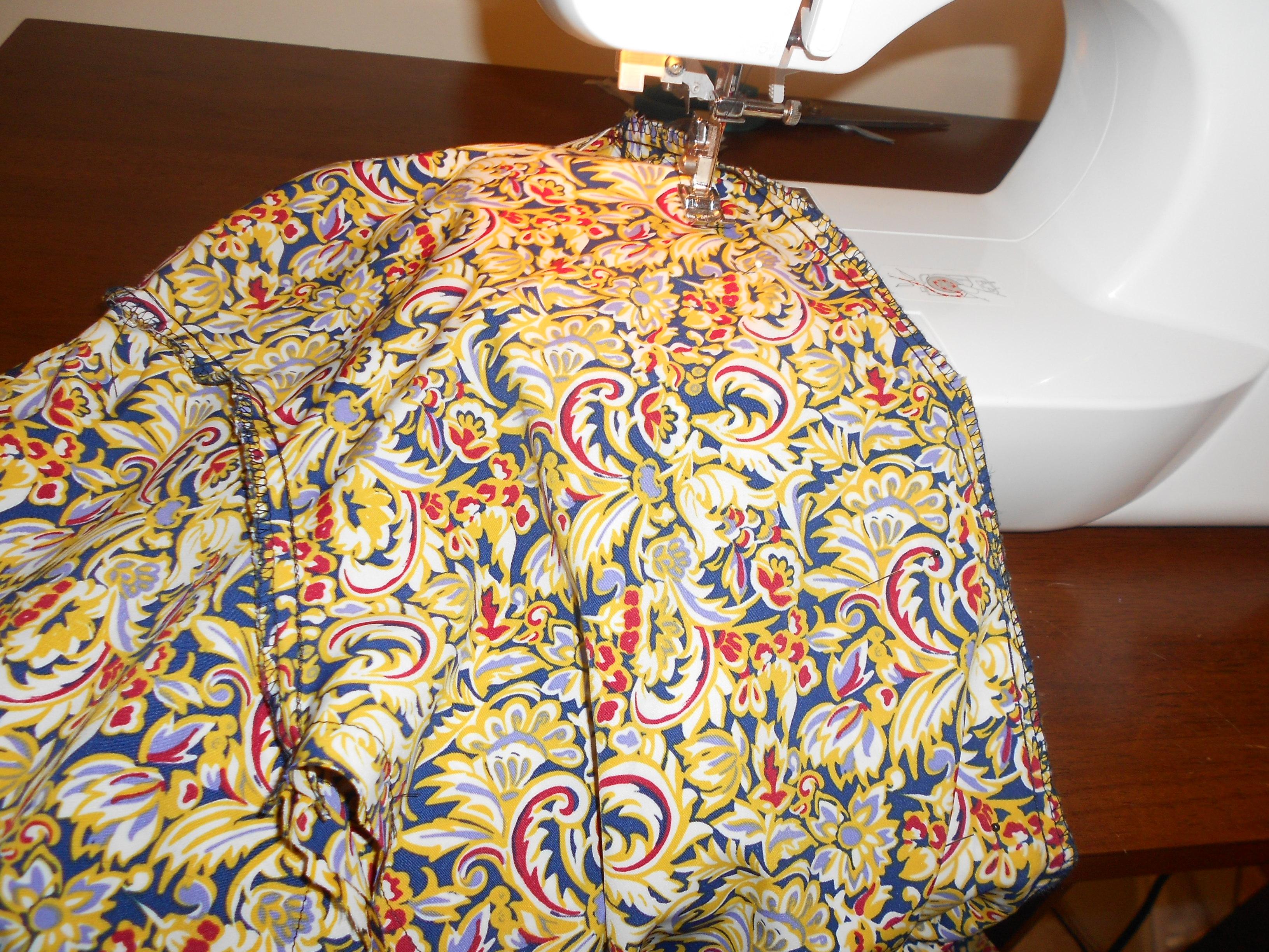 Day 292: Marigold Dress 5