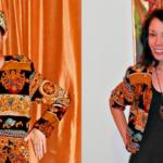 Day 314:  Bibliophile Jacket: A Dress to Jacket Refashion