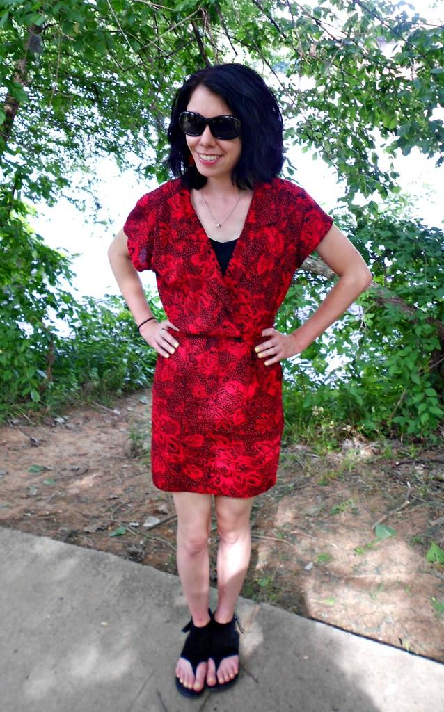 Day 317:  Gotta Have Friends Dress 8