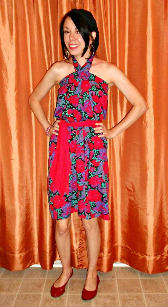 Day 319: Rose Garden Dress 5