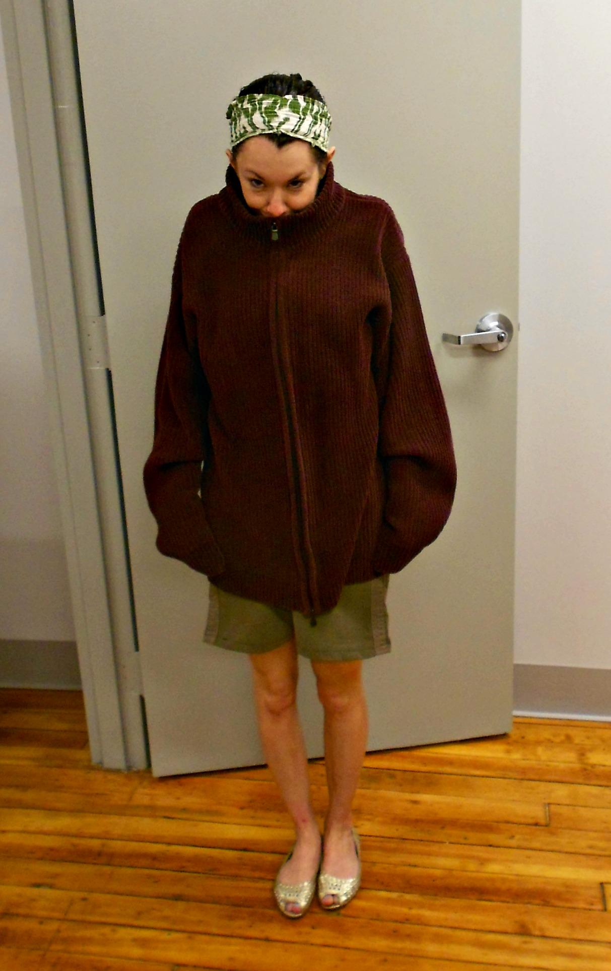 Day 313: A Pants-to-Dress Refashion 12
