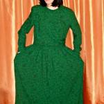 Day 326:  Grecian Bubble Dress