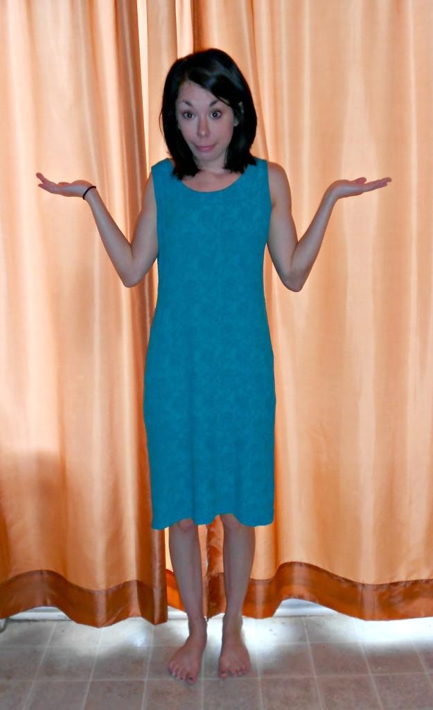Day 333: Wave of Mutilation Dress 7