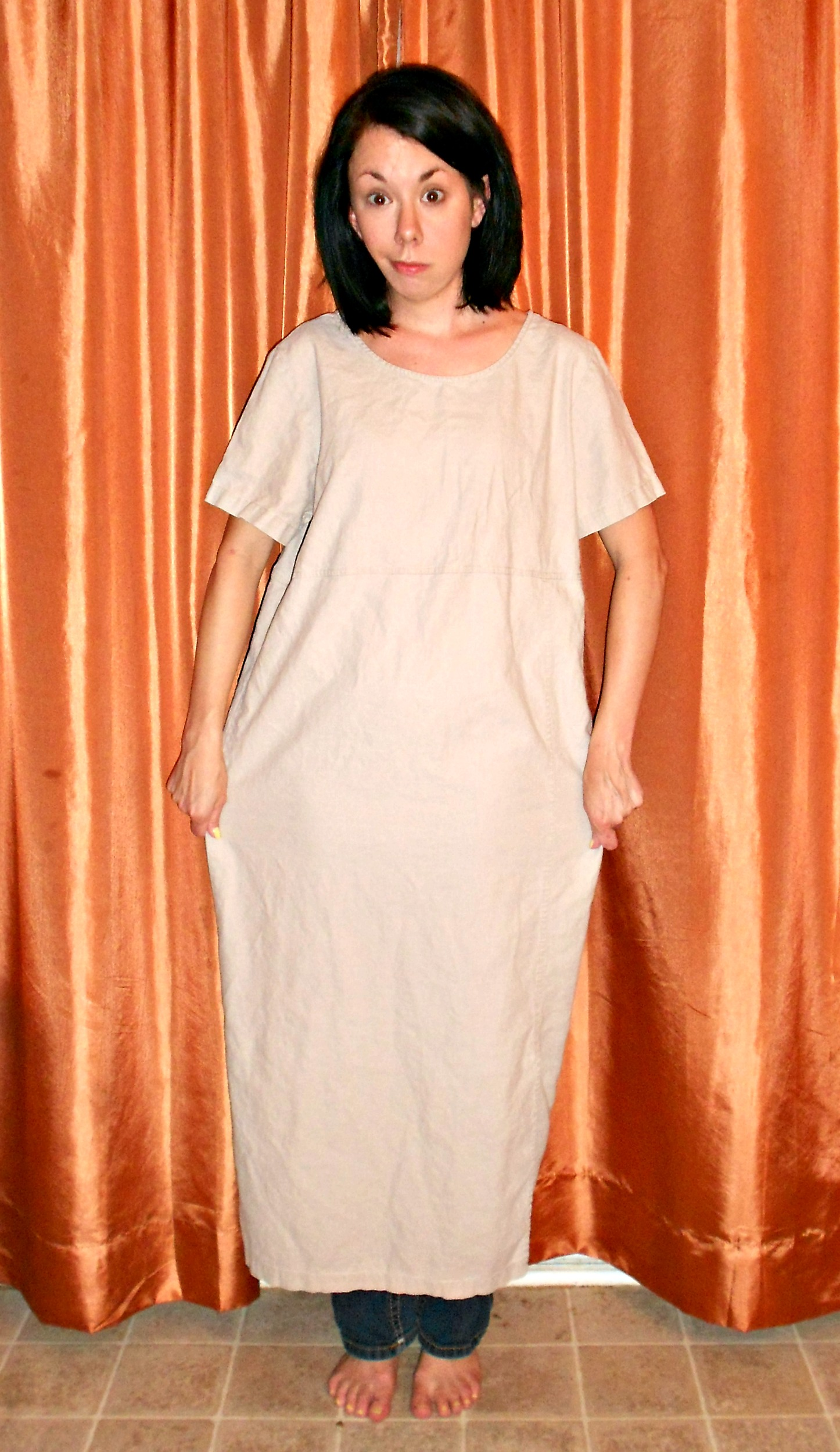 Day 320:  Beyond the Beige Dress 2