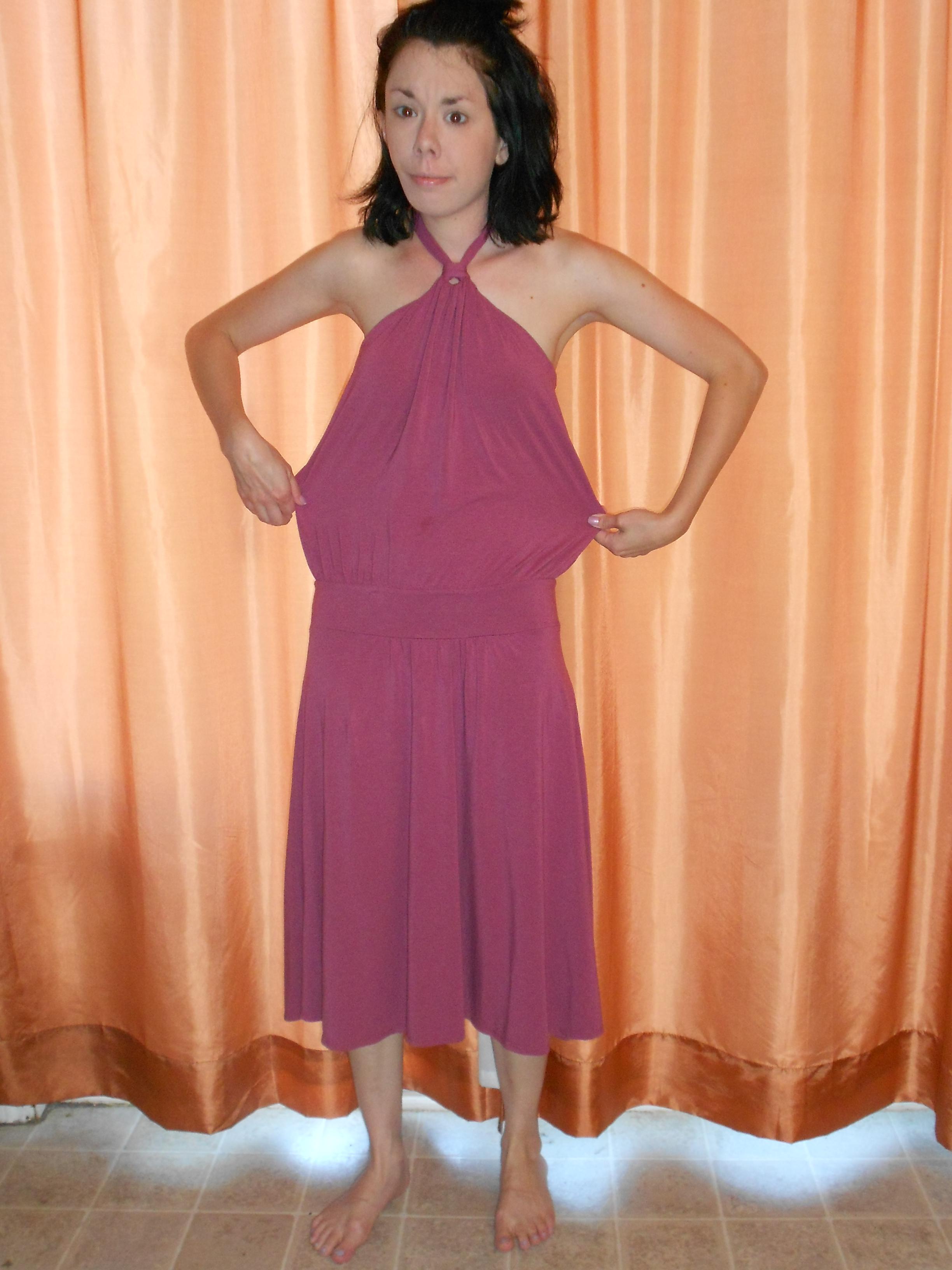 Day 307:  Gala Dress 2
