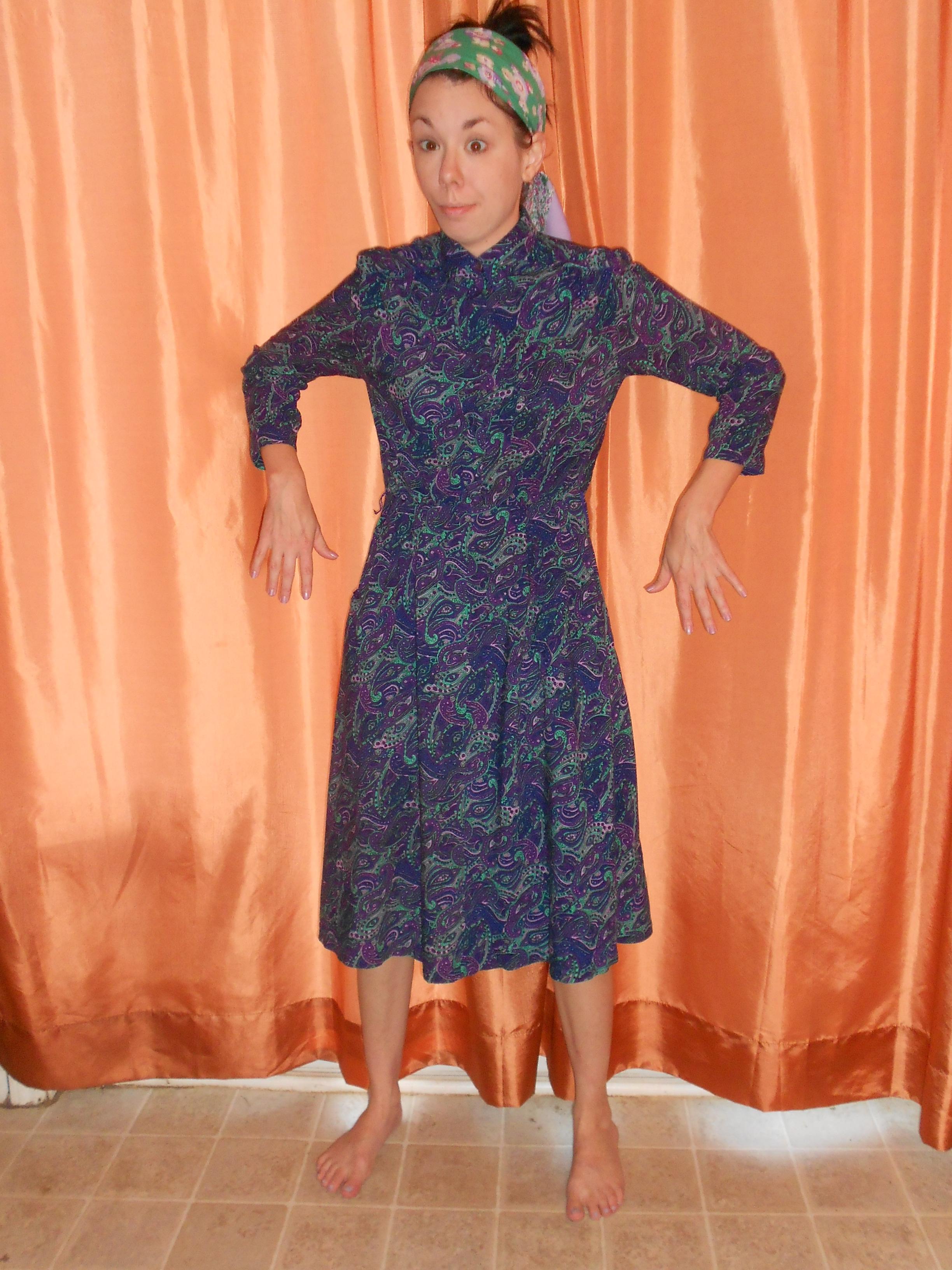 Day 309:  3 Step Dress 2
