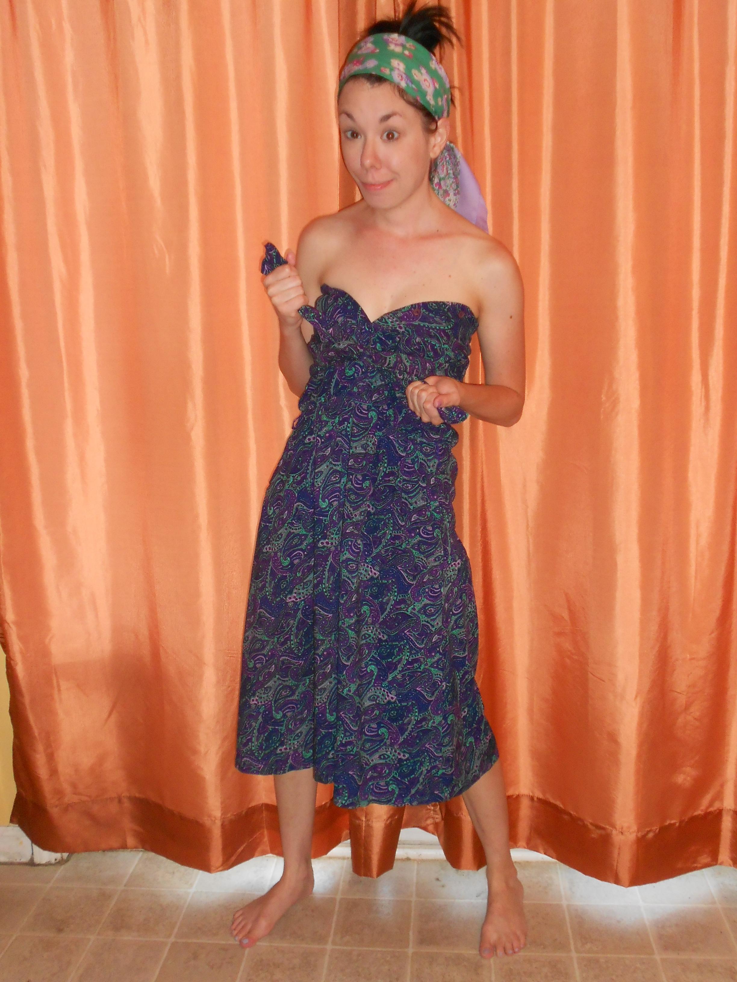Day 309:  3 Step Dress 4