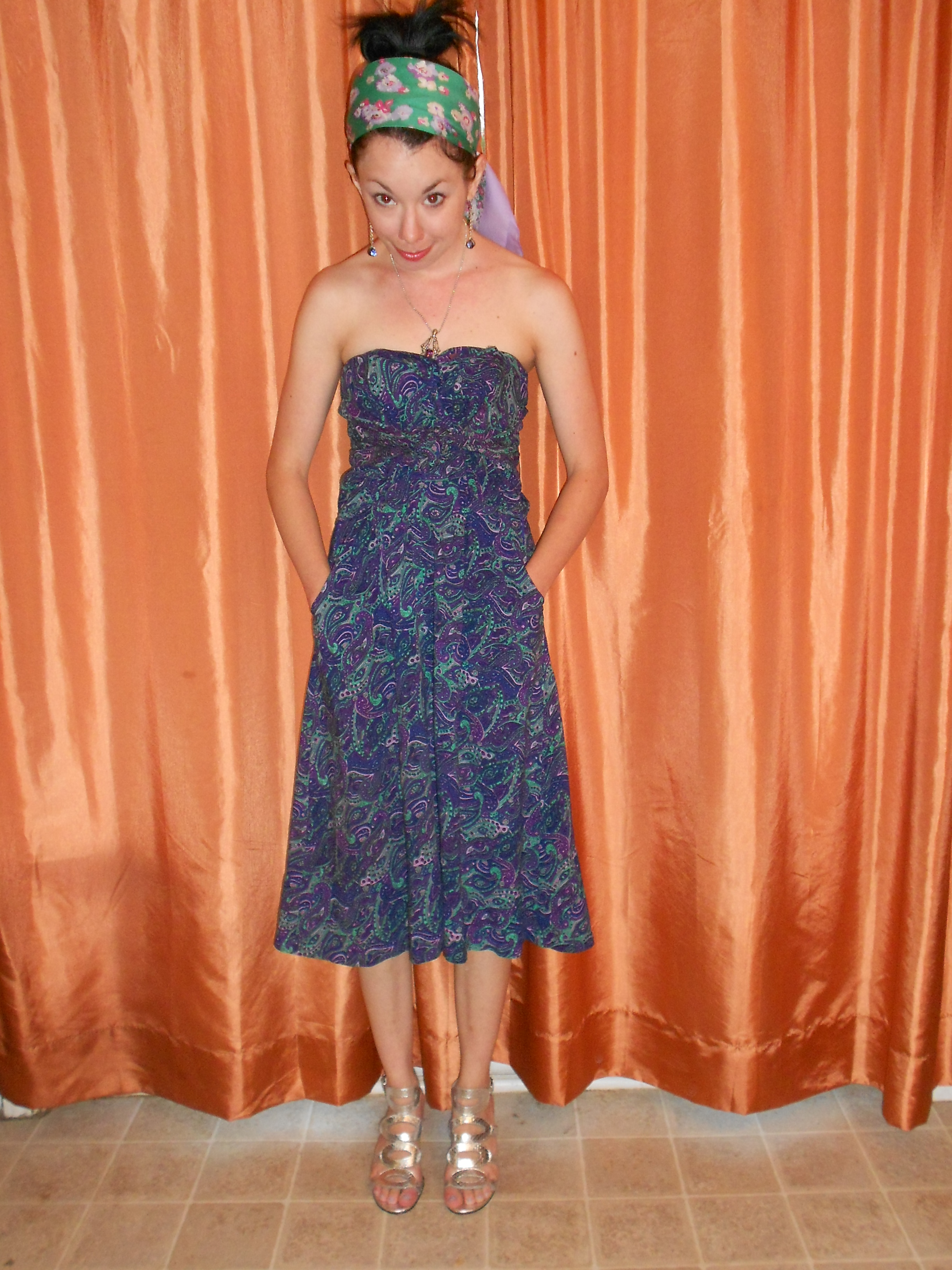 Day 309:  3 Step Dress 5