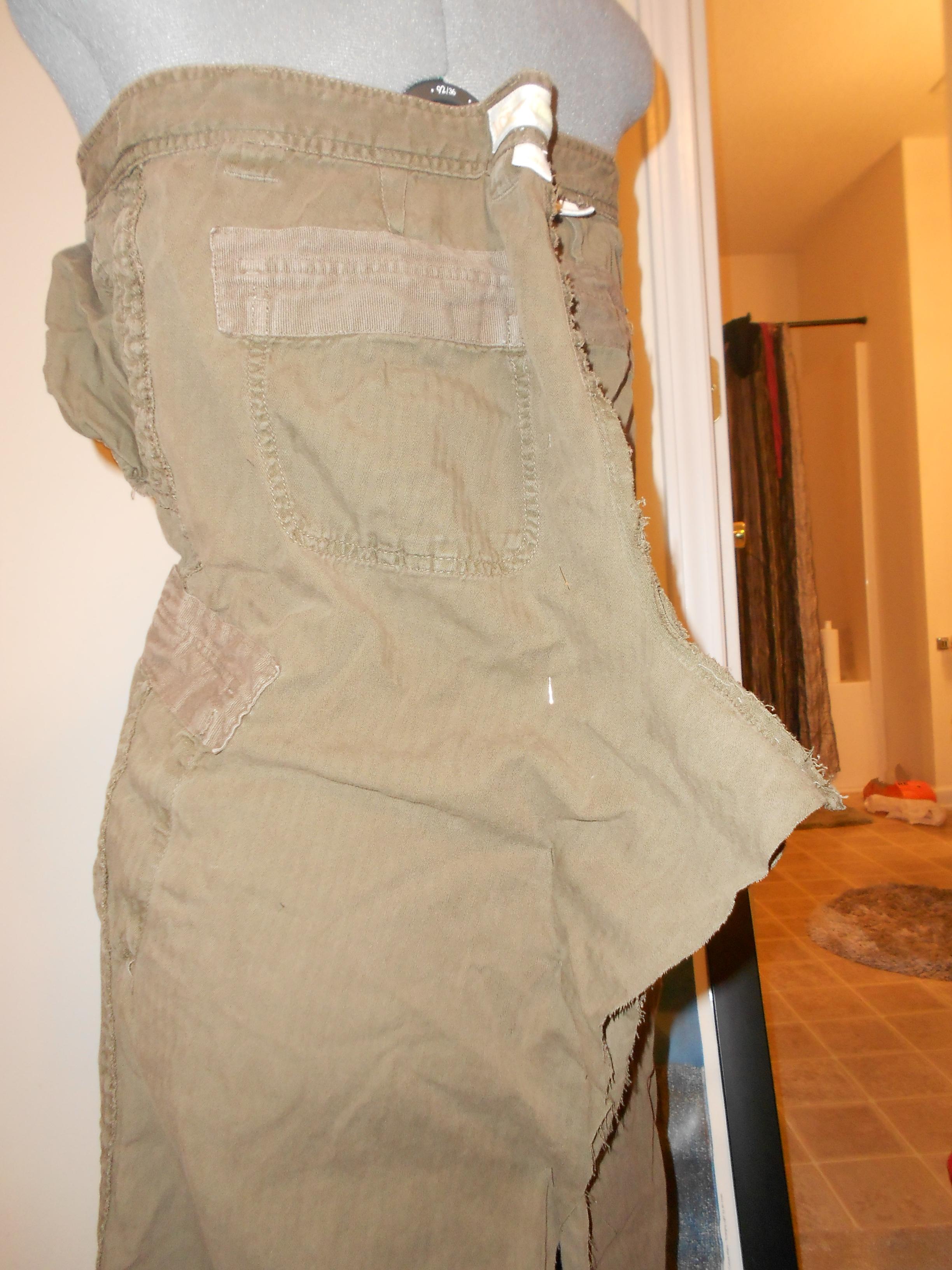 Day 313: A Pants-to-Dress Refashion 5