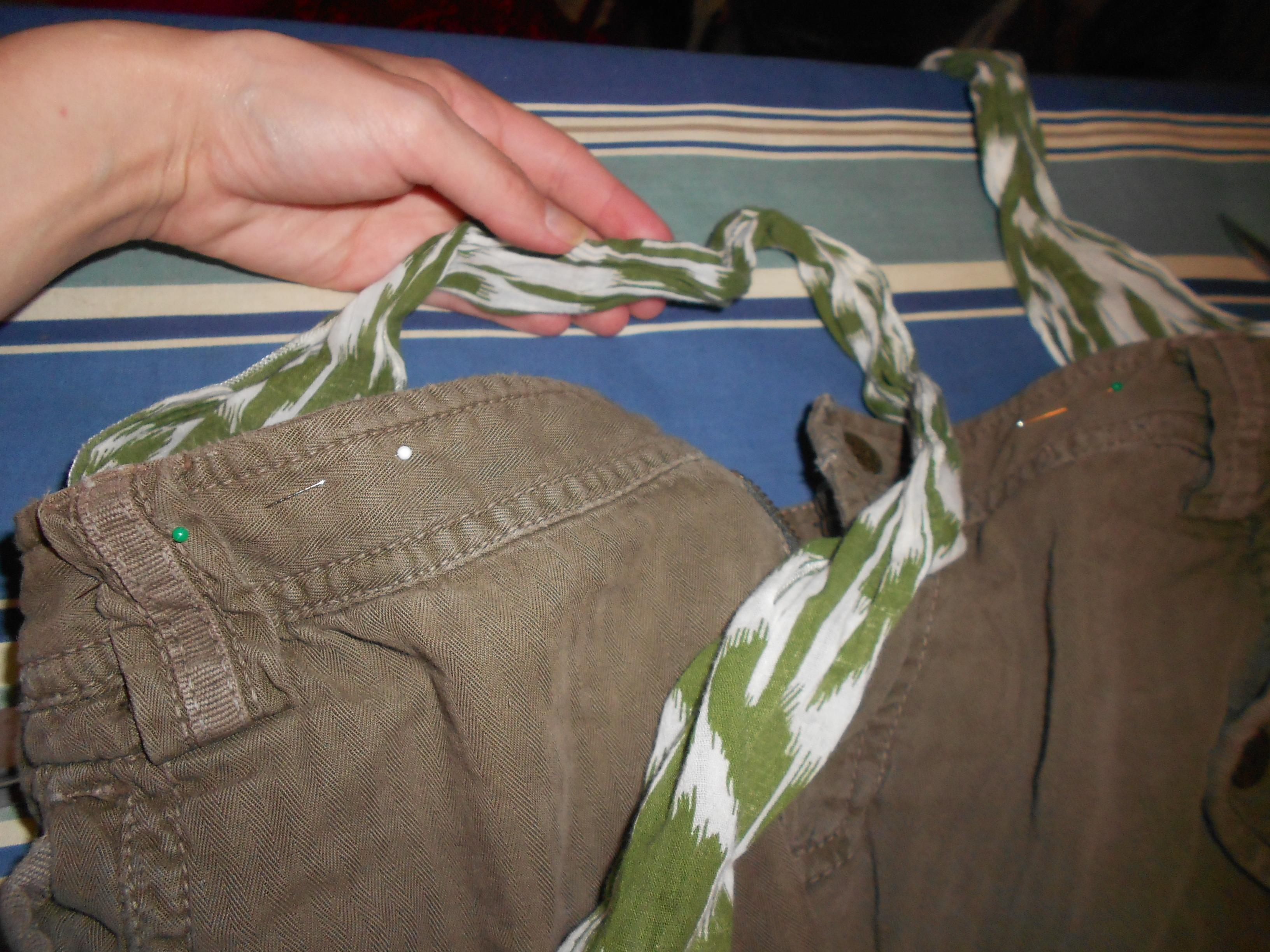 Day 313: A Pants-to-Dress Refashion 9