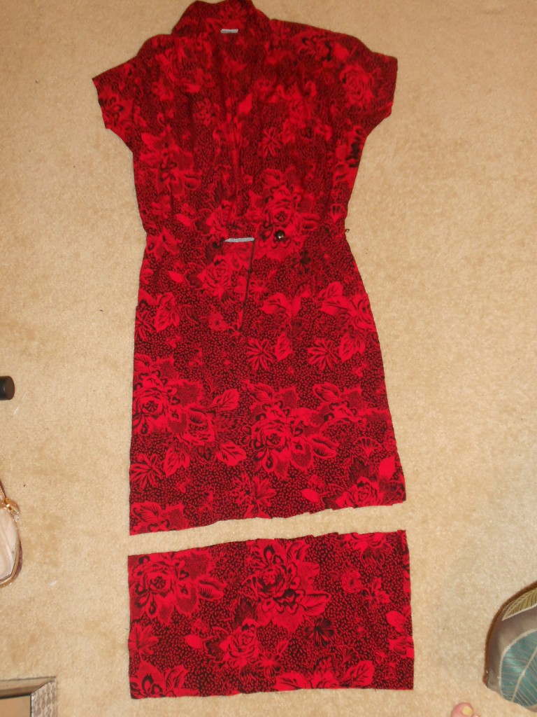 Day 317:  Gotta Have Friends Dress 5