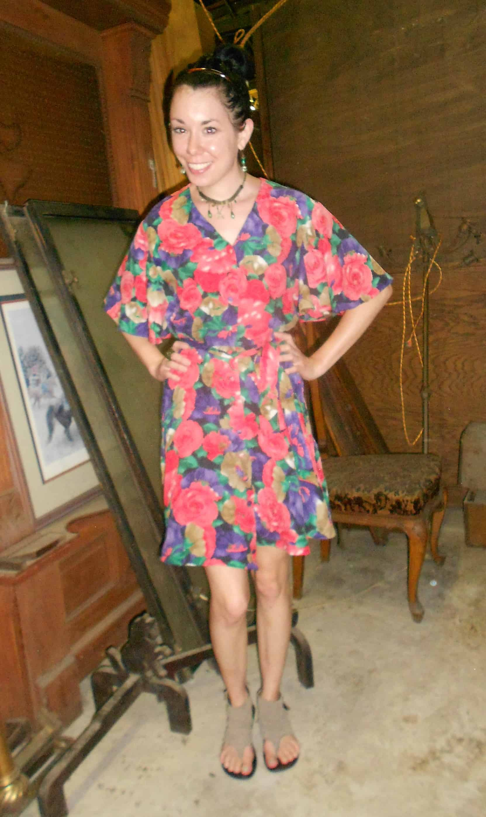 Day 346:  The Vapors Dress 9