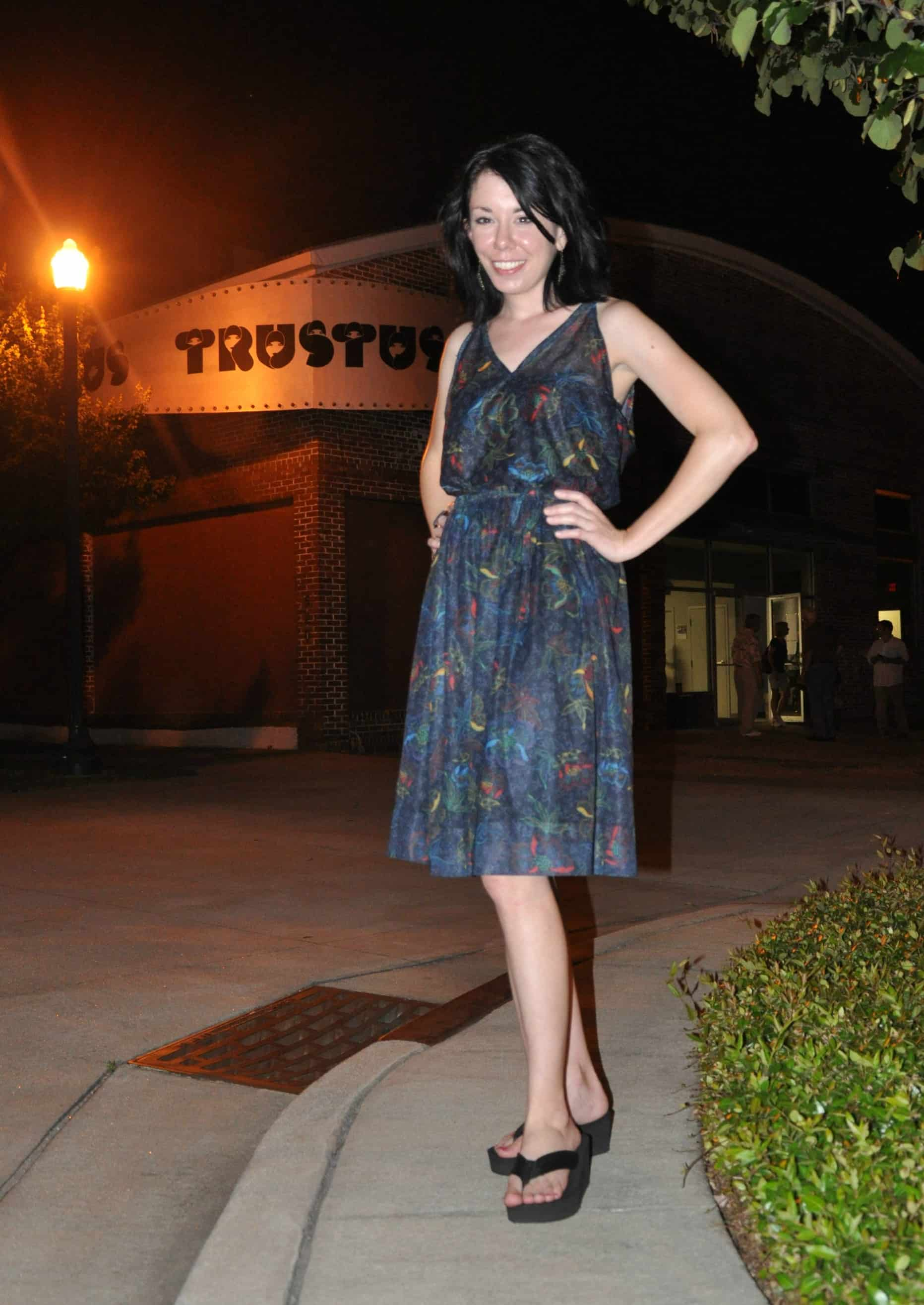 Day 356: Almost an Evening Dress 5