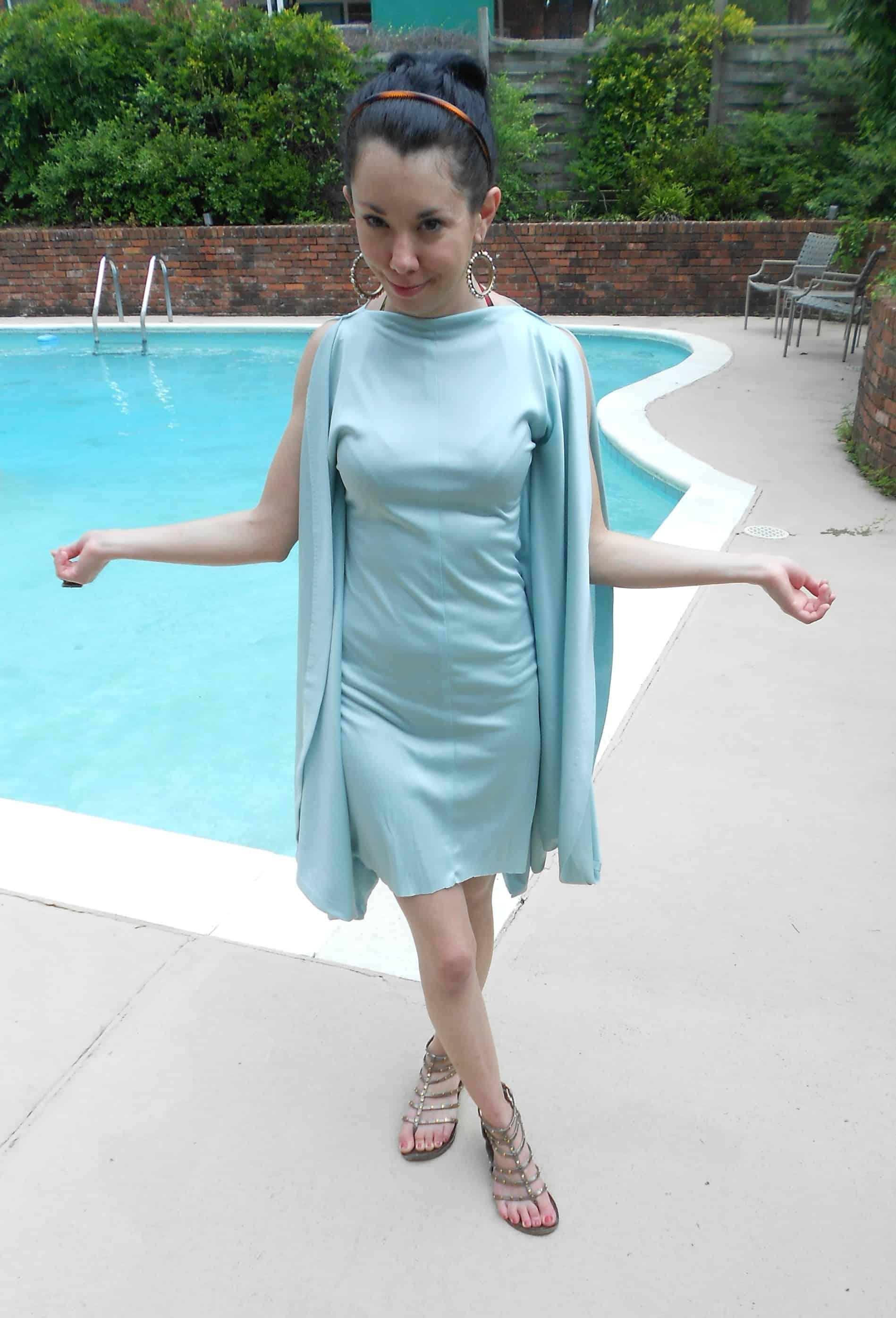 Day 359:  Scrap-Busting Dress 9